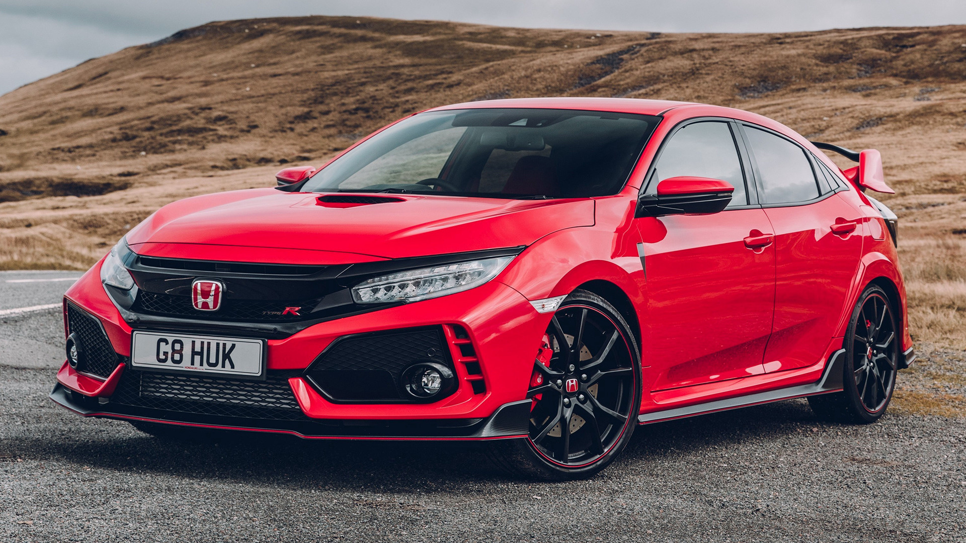 Honda Civic Type R 2017 Uk Wallpapers And Hd Images Car Pixel