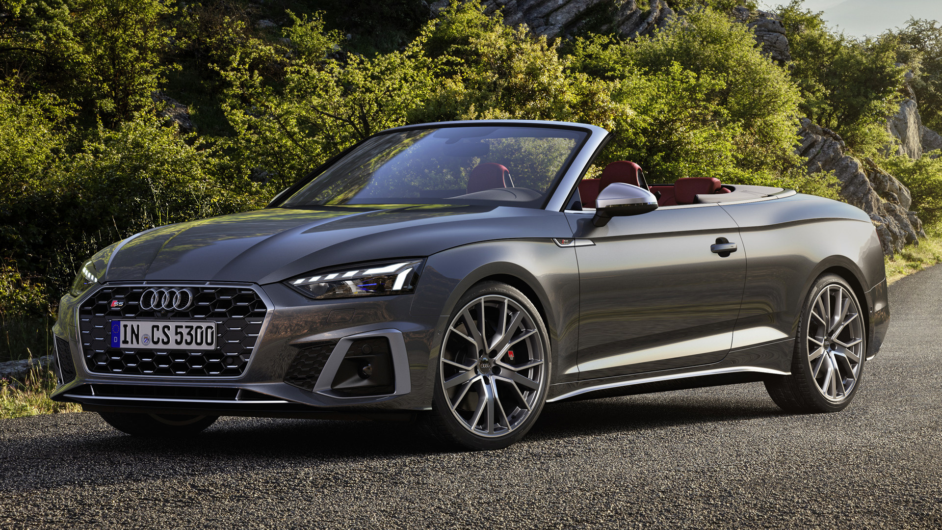 2020 Audi Rs5 Cabriolet First Drive