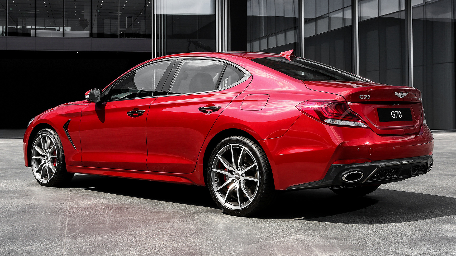 Genesis G70 (2018) Wallpapers and HD Images - Car Pixel