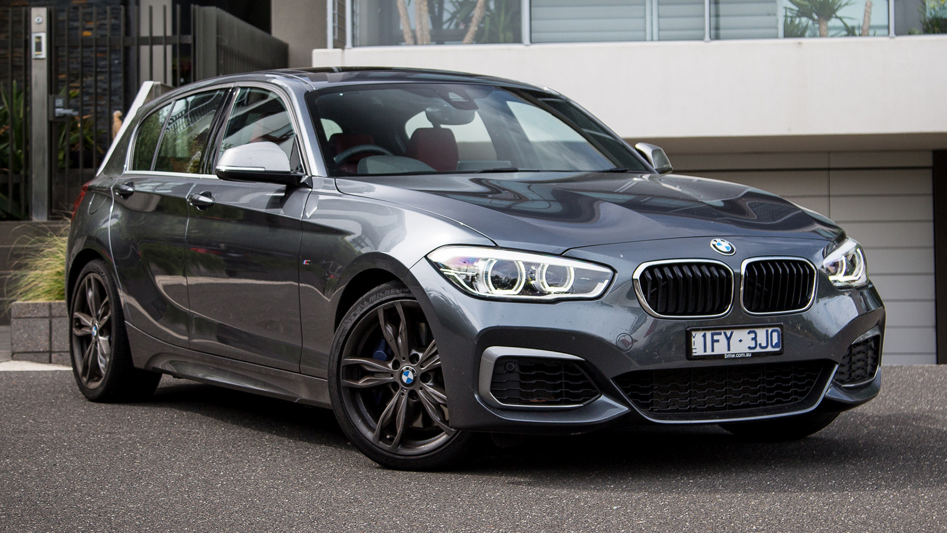 Bmw M140i 5 Door 2016 Au Wallpapers And Hd Images Car