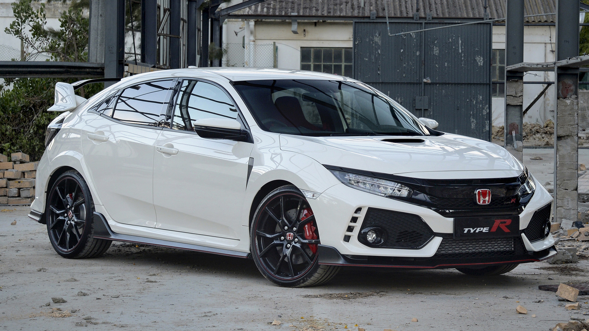 2018 Honda Civic Type R (ZA) - Wallpapers and HD Images ...