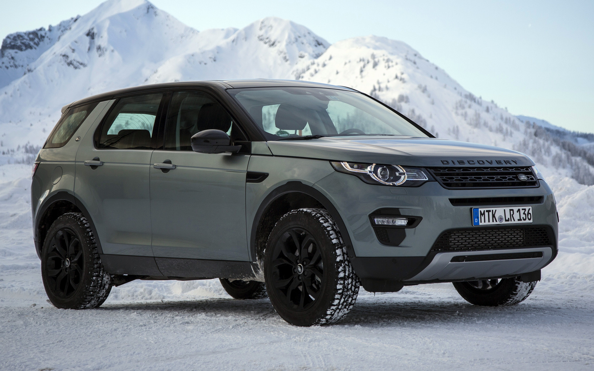 2015 land rover discovery sport hse black design pack. Black Bedroom Furniture Sets. Home Design Ideas