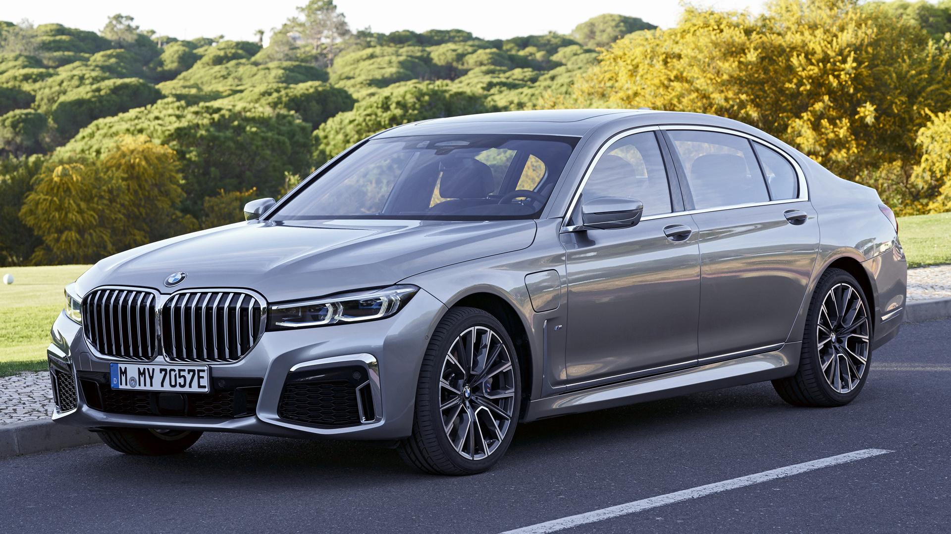 2019 BMW 7 Series Plug-In Hybrid M Sport [LWB ...