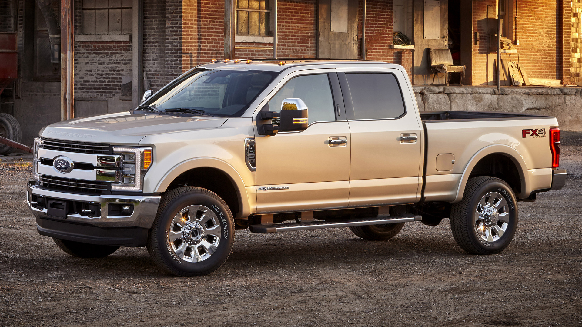 2020 Ford F-350 King Ranch FX4 Crew Cab