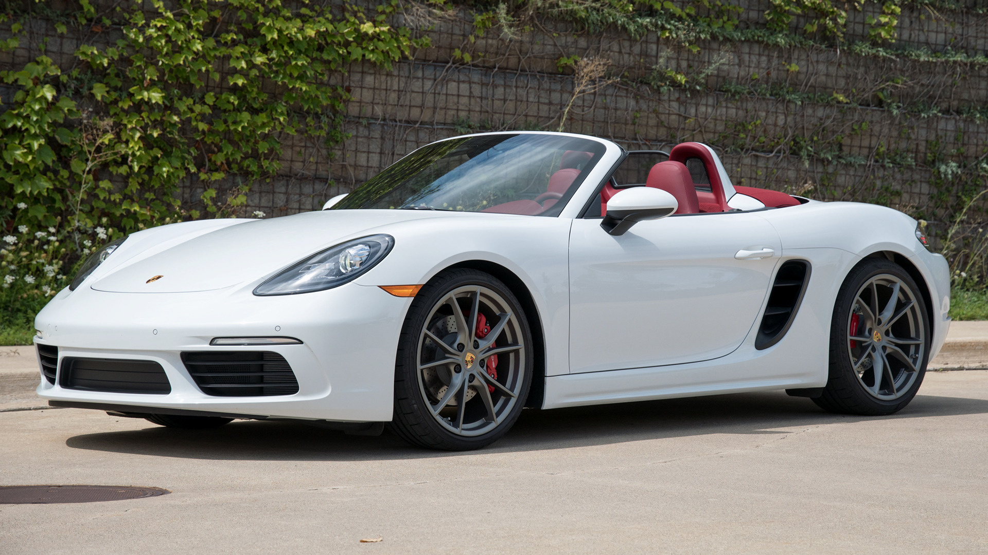 2017 Porsche 718 Boxster S Us Wallpapers And Hd Images