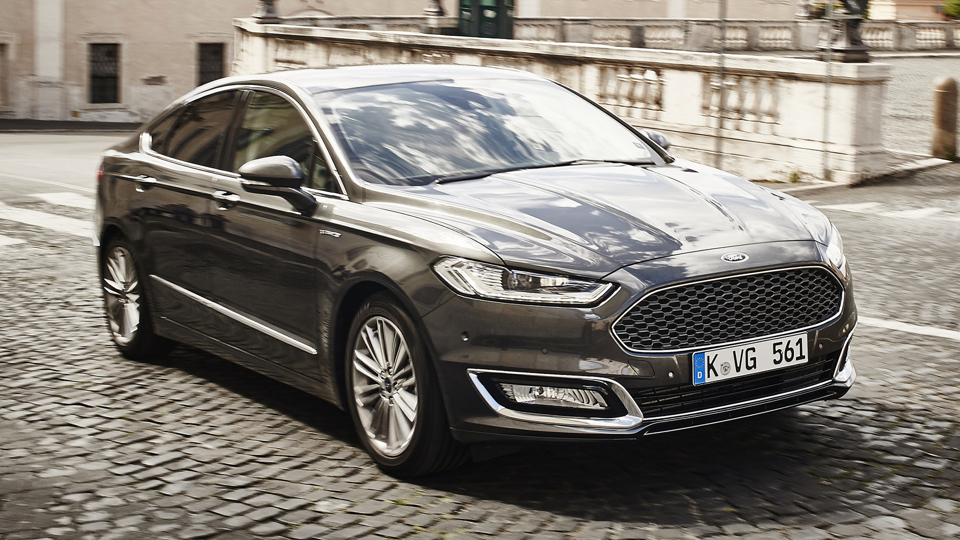 Ford Vignale Mondeo Sedan 2015 Wallpapers And Hd Images