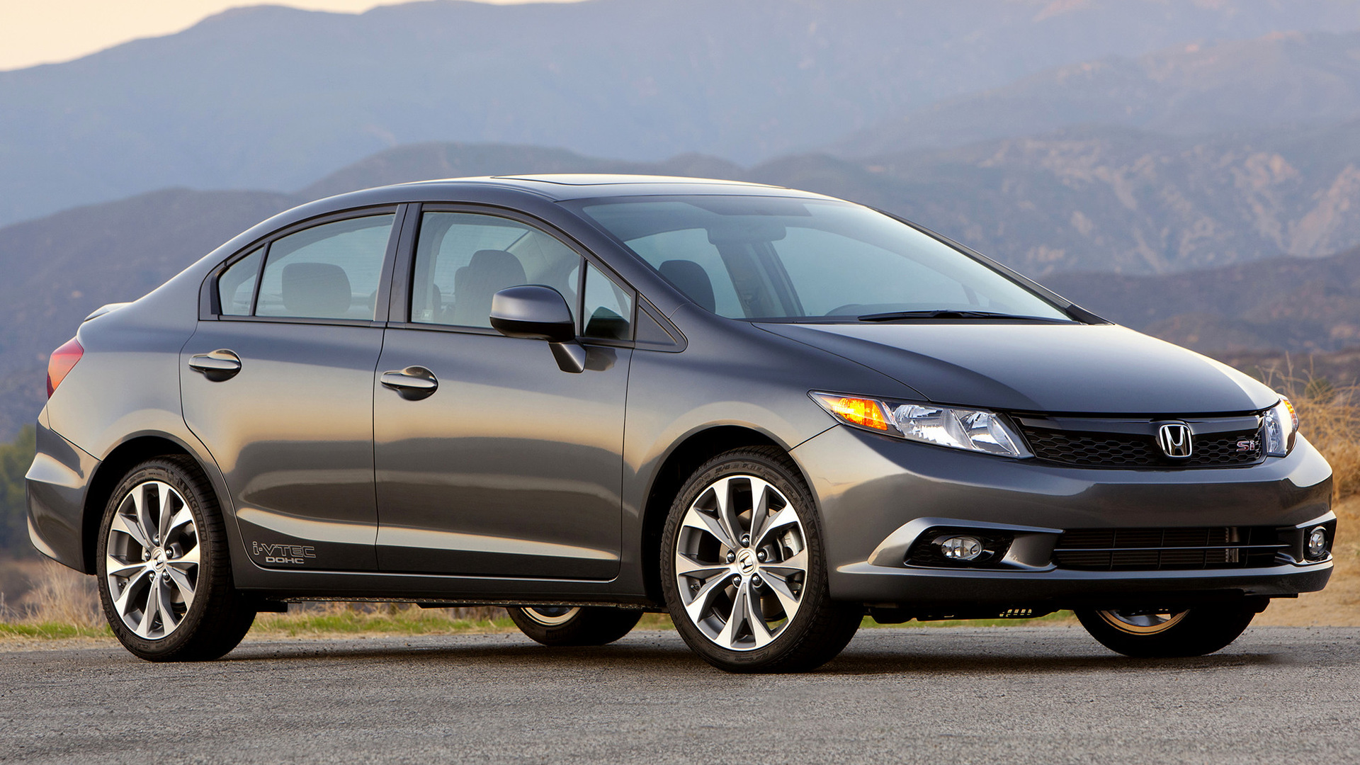 Honda Civic Si Sedan 2011 Wallpapers And Hd Images Car