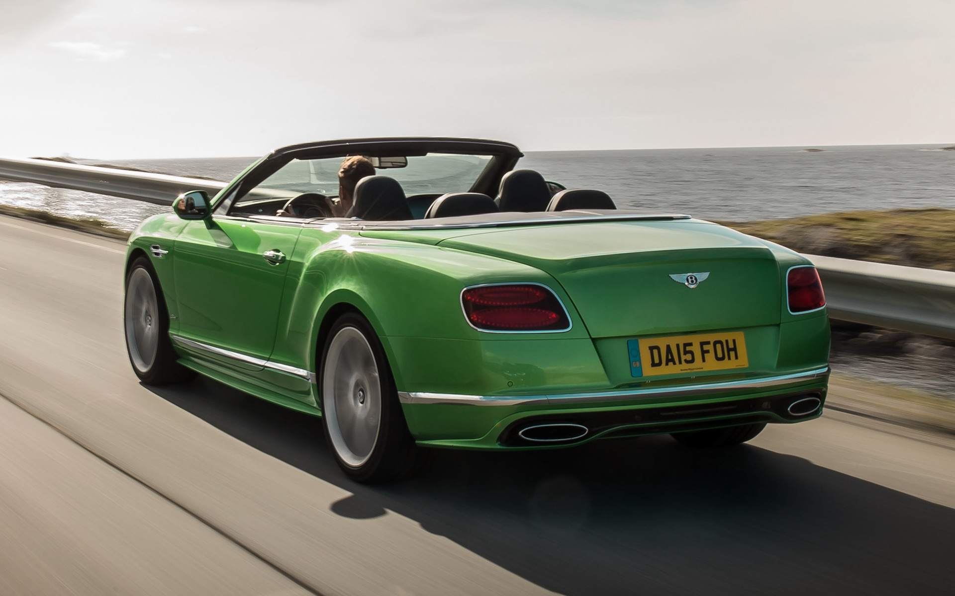 Bentley Continental GT Speed Convertible (2015) Wallpapers and HD ...