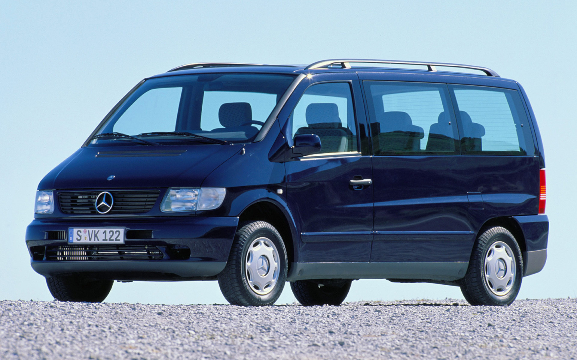 1996 Mercedes-Benz V-Class - Wallpapers and HD Images ...
