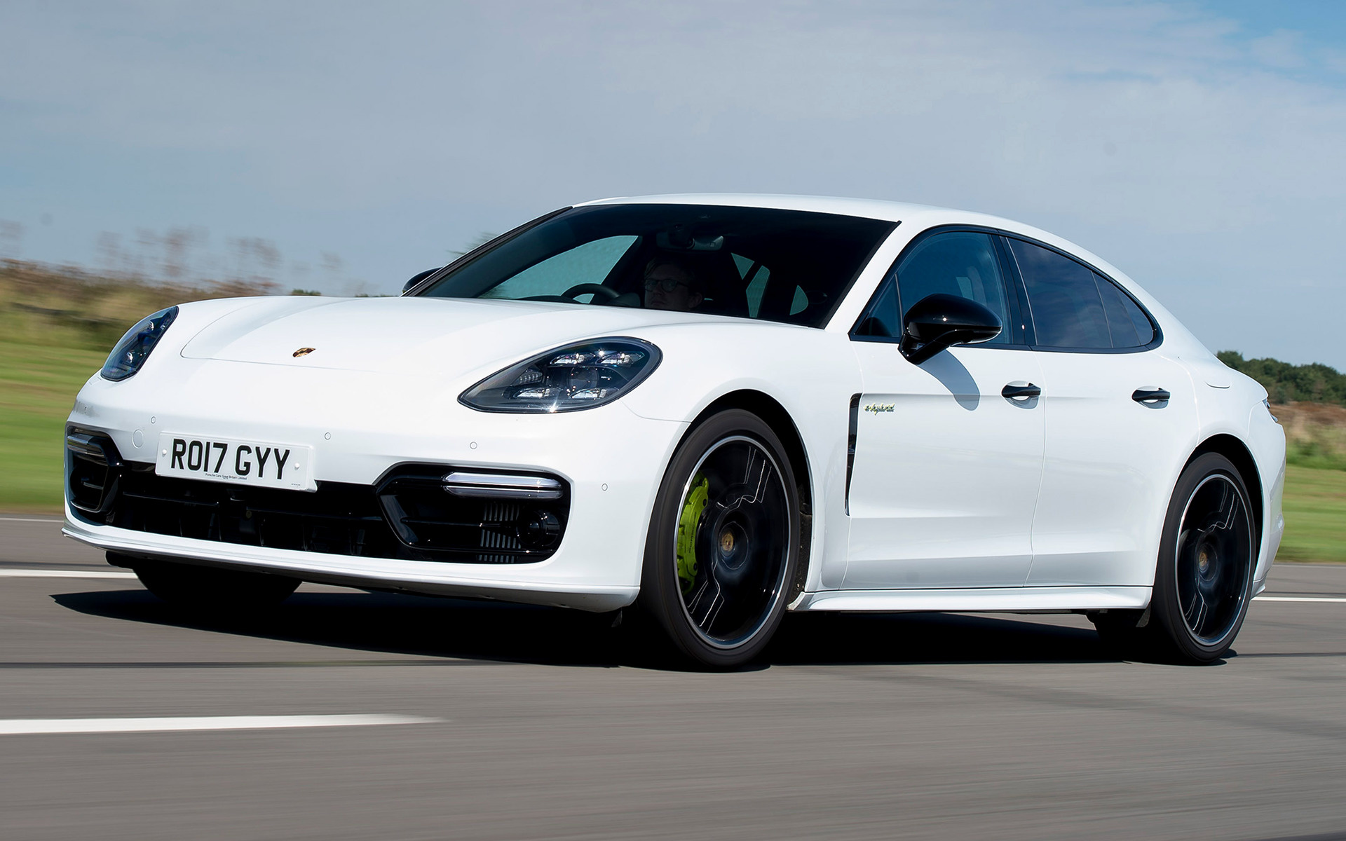 Porsche Panamera E Hybrid Sportdesign Package 2017 Uk