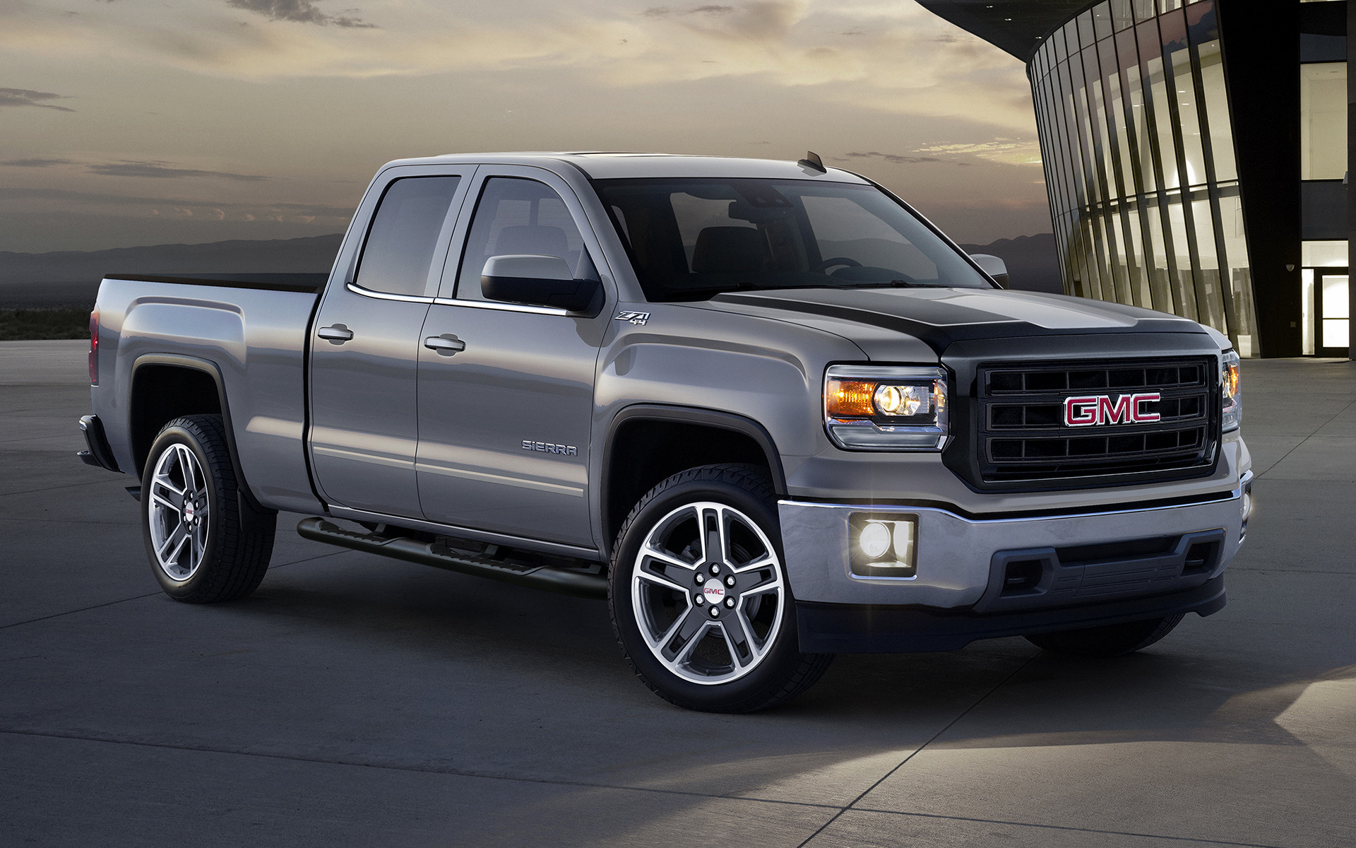 2015 GMC Sierra 1500 SLE Double Cab Carbon Edition ...