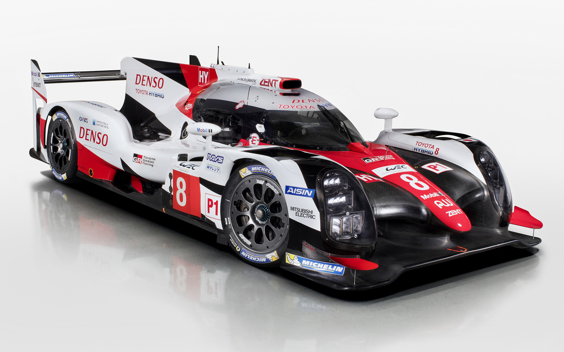 2017 Toyota TS050 Hybrid - Wallpapers and HD Images | Car ...