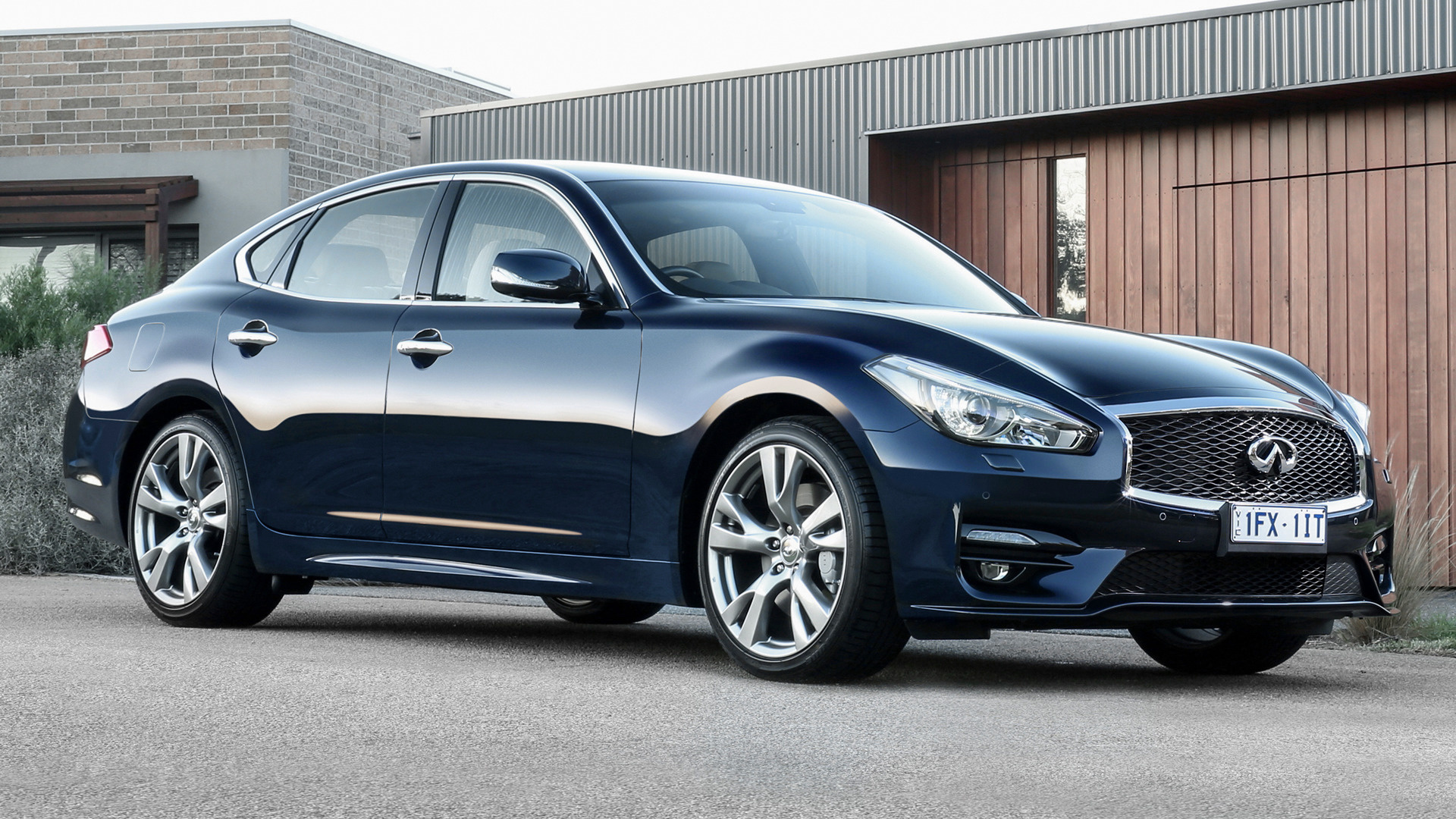 2016 Infiniti Q70 Sport Au Wallpapers And Hd Images