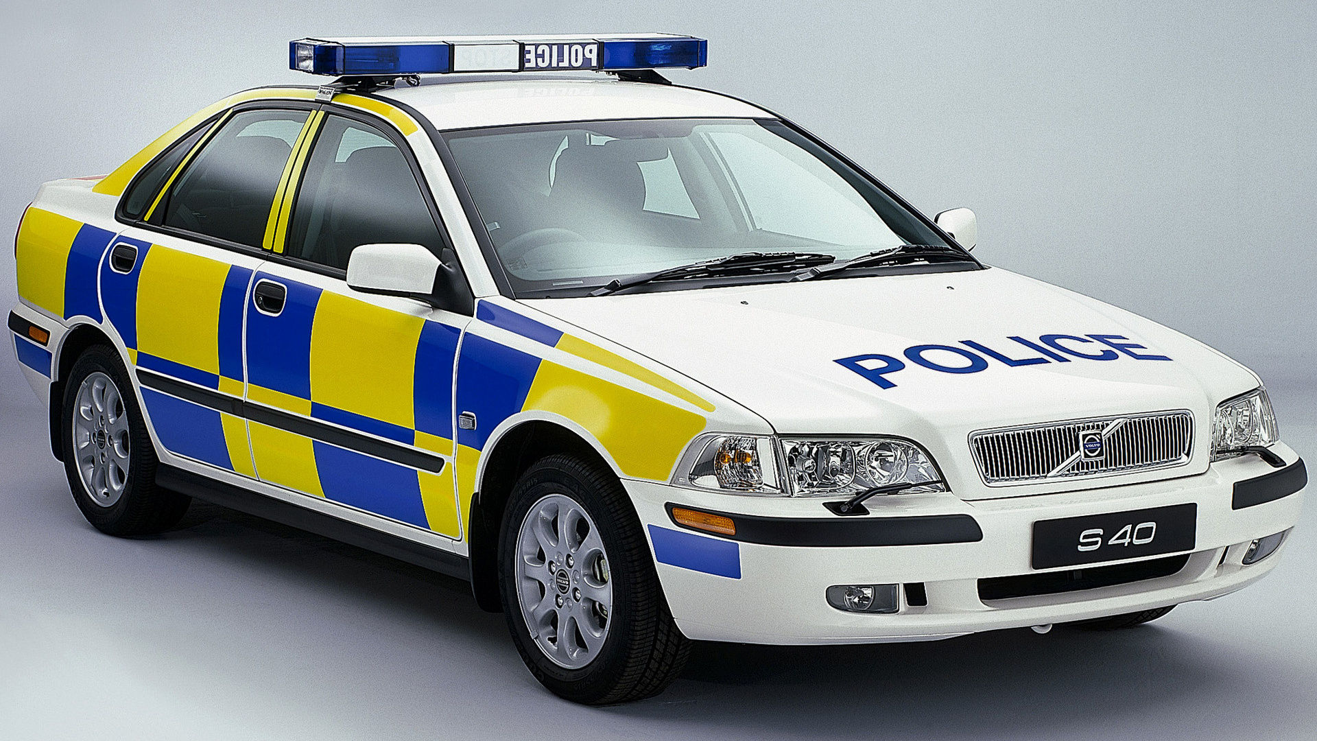 Volvo S40 Police 2000 UK Wallpapers and HD Images  Car Pixel