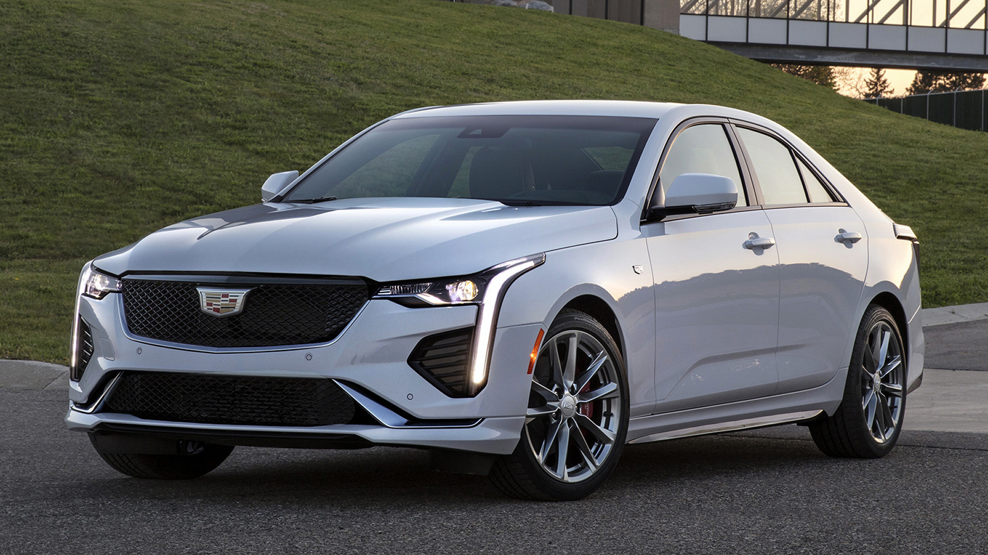 2020 cadillac ct4 sport - wallpapers and hd images | car pixel