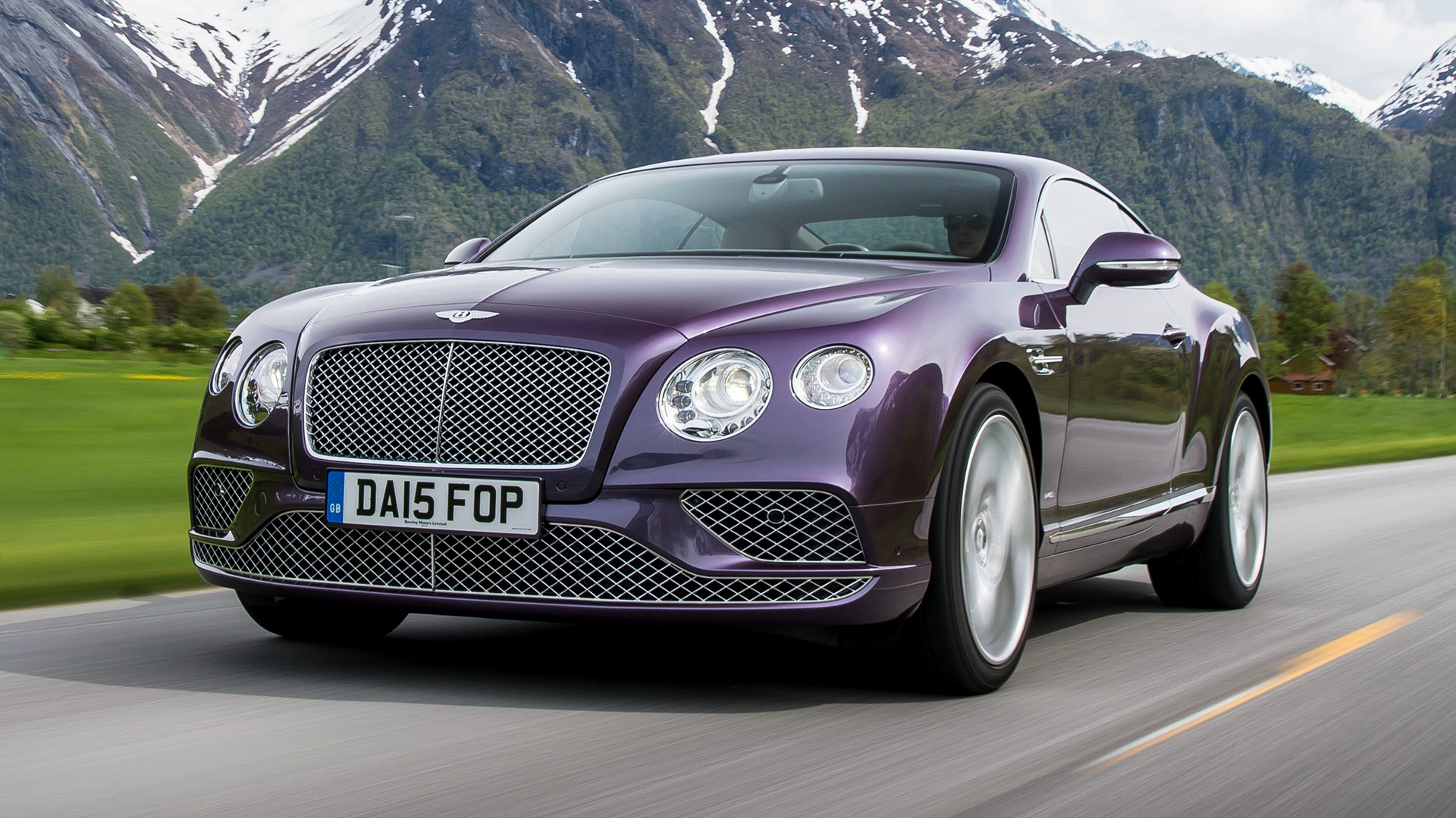 Bentley Continental GT 2015 Wallpapers and HD Images