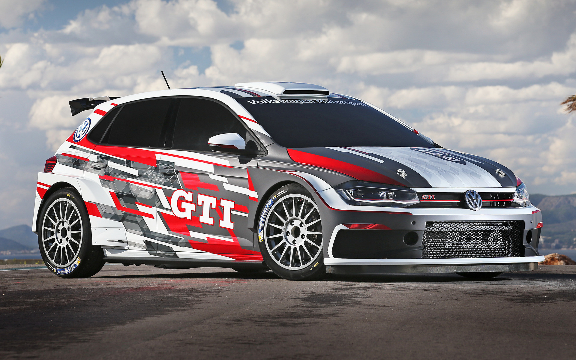 Volkswagen Polo Gti R5 2018 Wallpapers And Hd Images