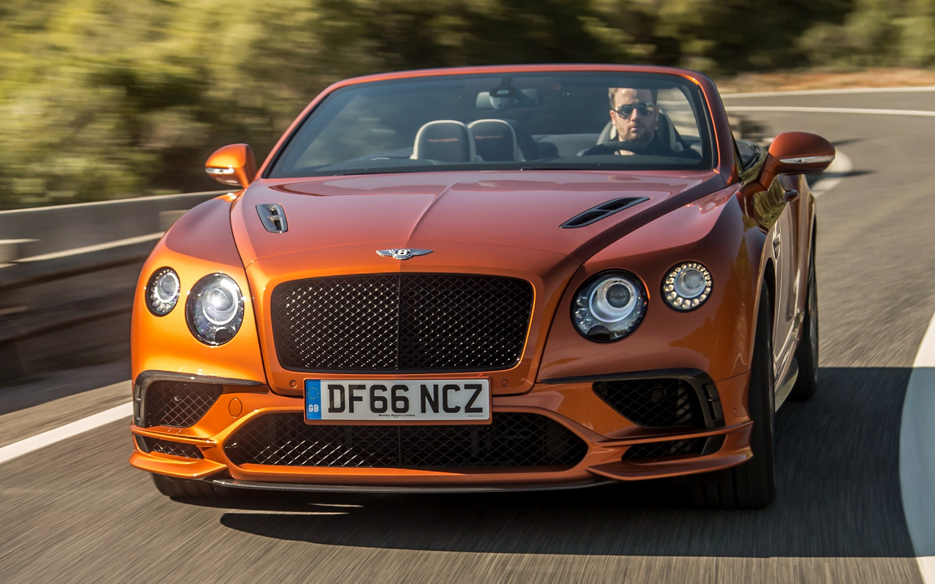 2017 Bentley Continental Gt Convertible >> 2017 Bentley Continental Supersports Convertible - Wallpapers and HD Images | Car Pixel