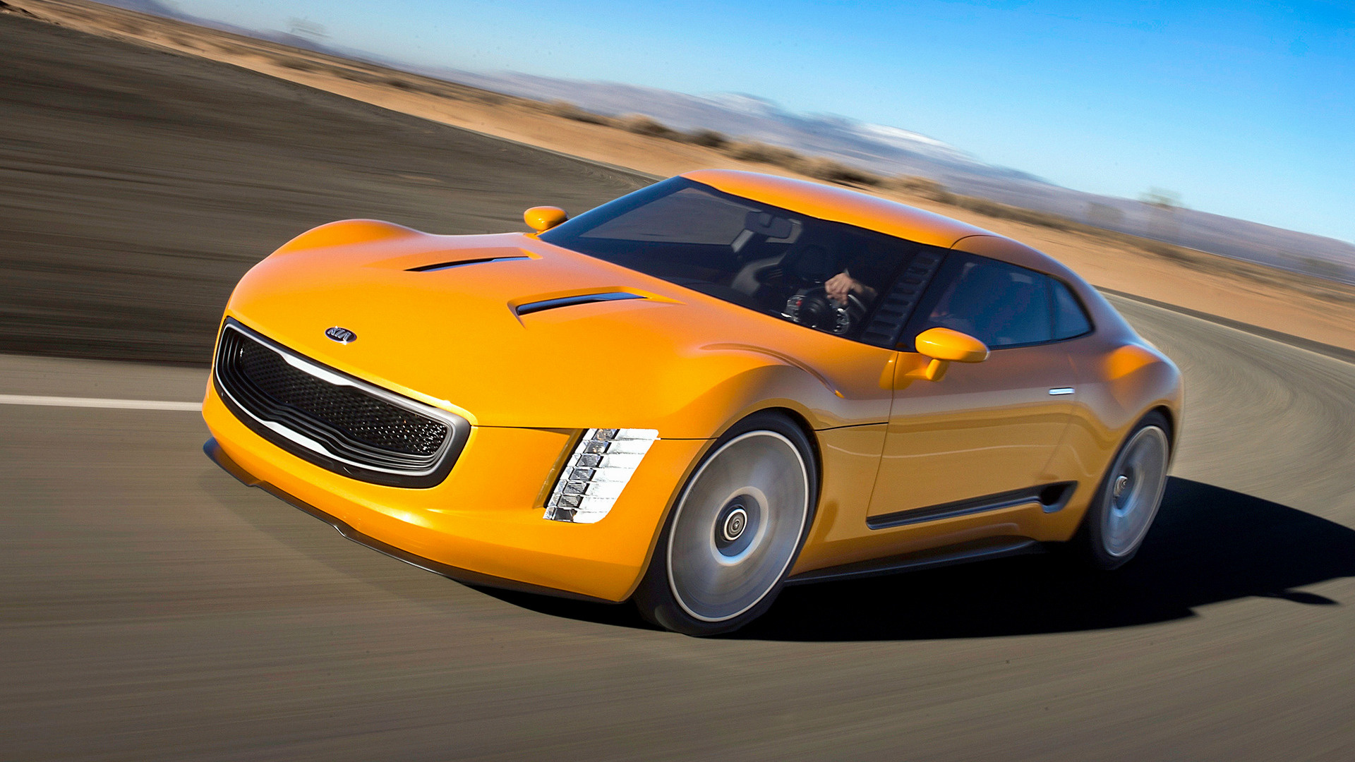 2014 Kia Gt4 Stinger Wallpapers And Hd Images Car Pixel
