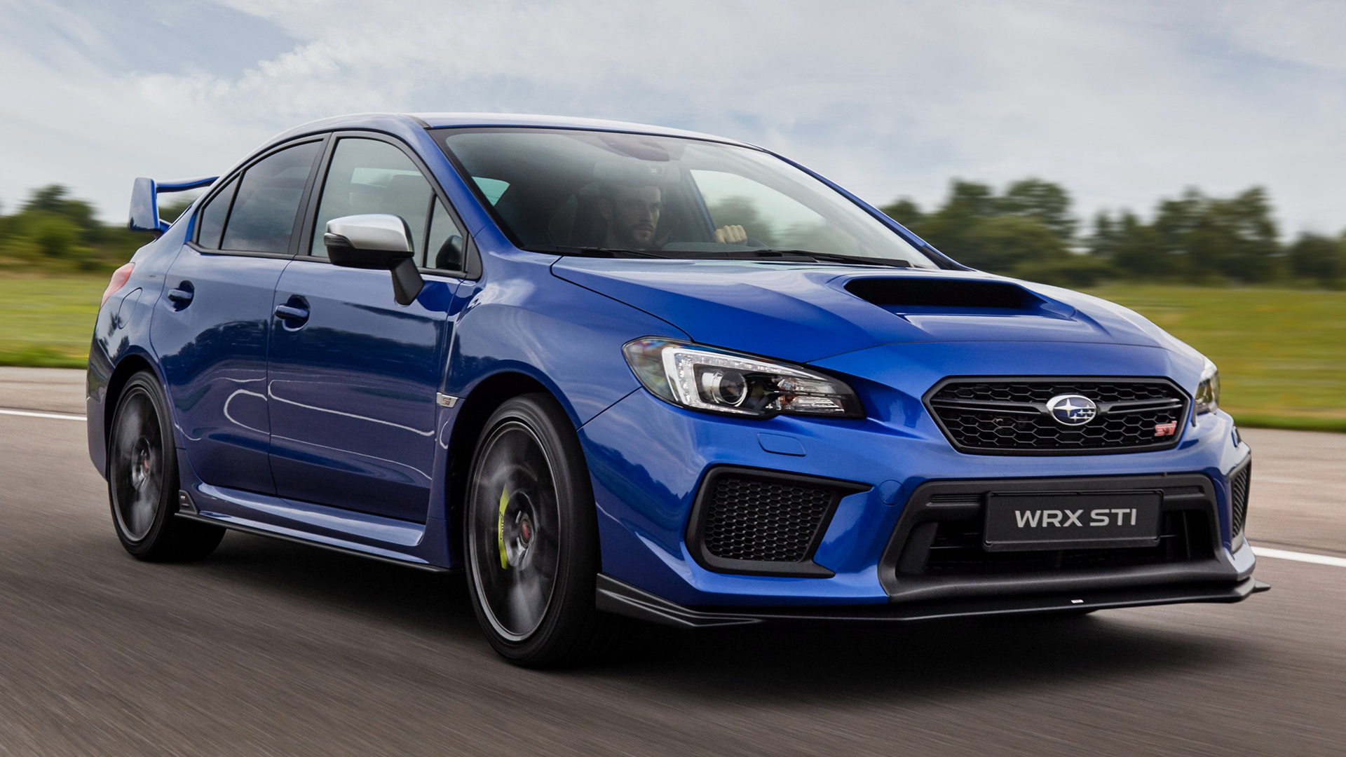 2017 Subaru Wrx Sti Wallpapers And Hd Images Car Pixel
