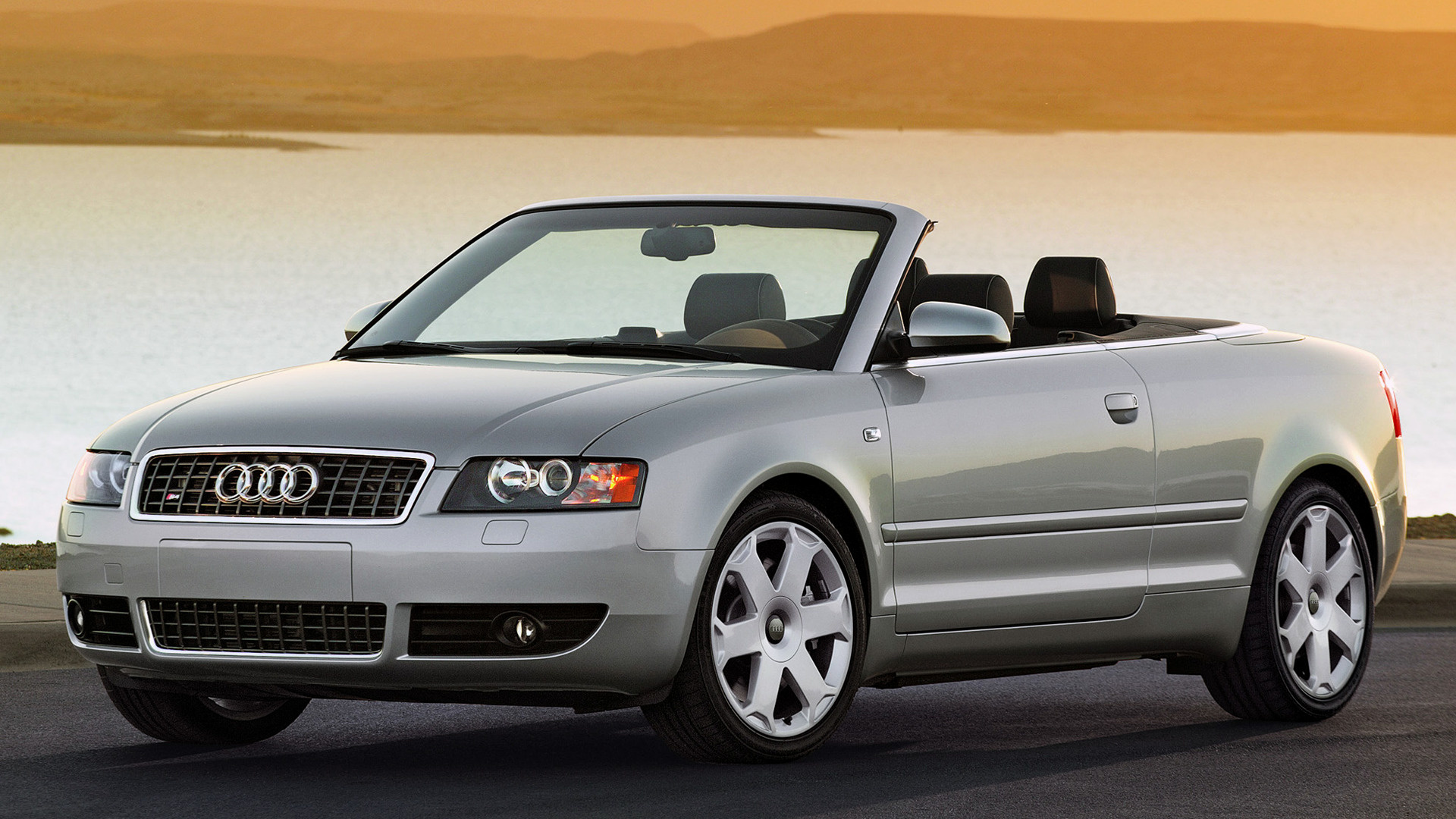 2004 Audi S4 Cabriolet (US) - Wallpapers and HD Images | Car