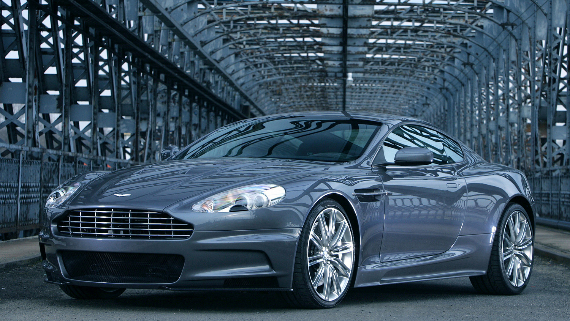 2006 Aston Martin DBS 007 Casino Royale - Wallpapers and ...