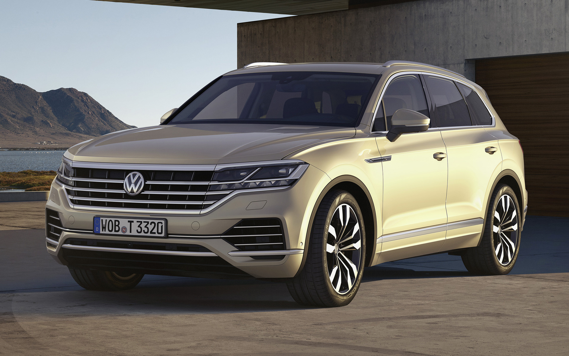 2018 Volkswagen Touareg - Wallpapers and HD Images | Car Pixel
