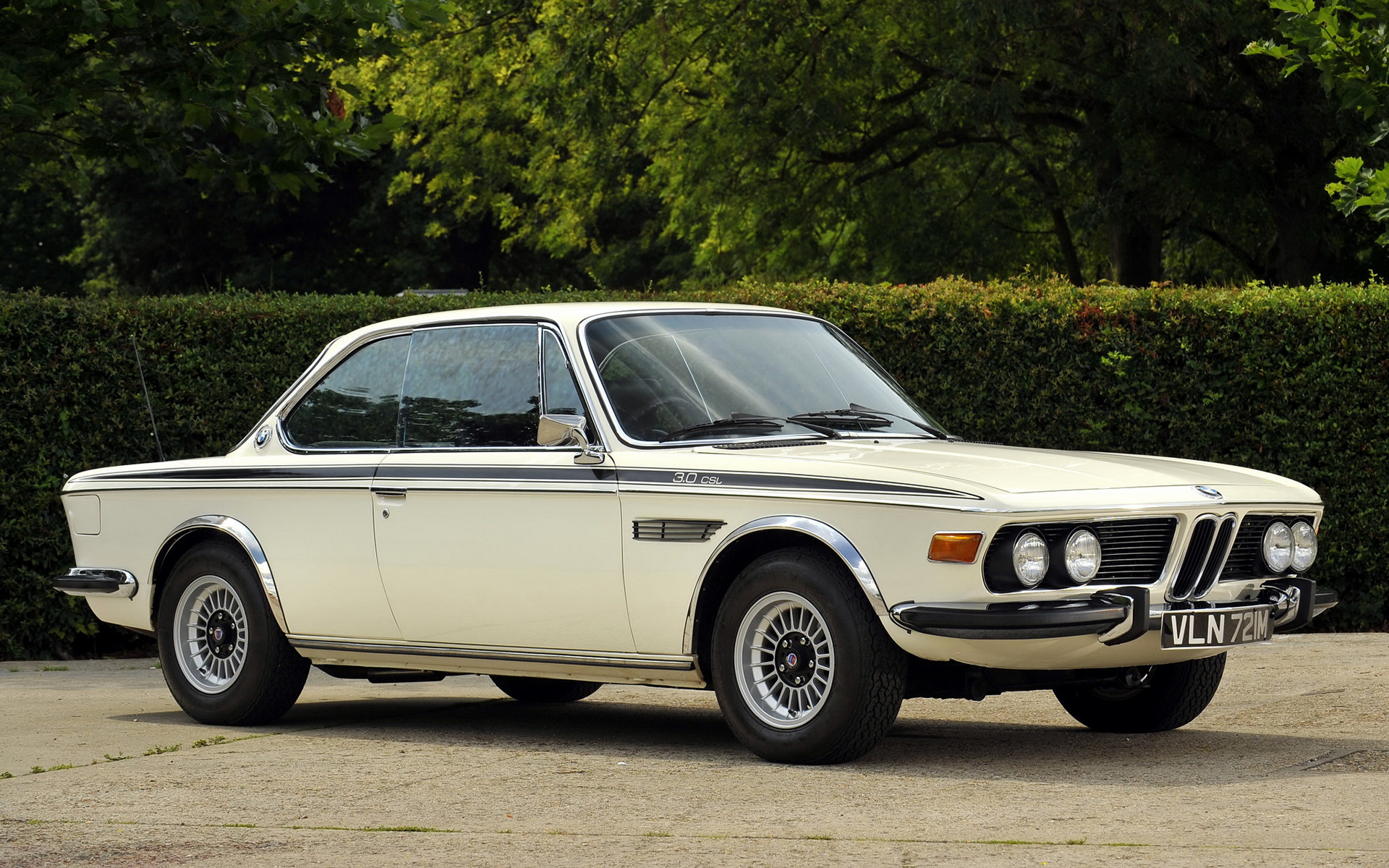 1973 3.0 Csl >> BMW 3.0 CSL (1972) UK Wallpapers and HD Images - Car Pixel