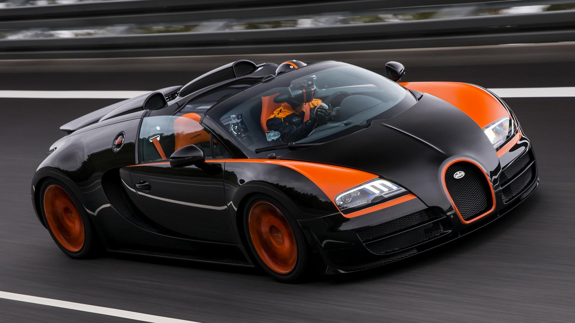 Bugatti Veyron Grand Sport Vitesse Wallpaper Hd: 2013 Bugatti Veyron Grand Sport Vitesse WRC Edition