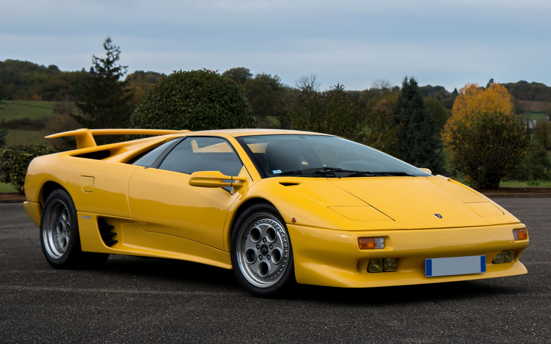 Toyota Land Rover >> Lamborghini Diablo (1990) Wallpapers and HD Images - Car Pixel