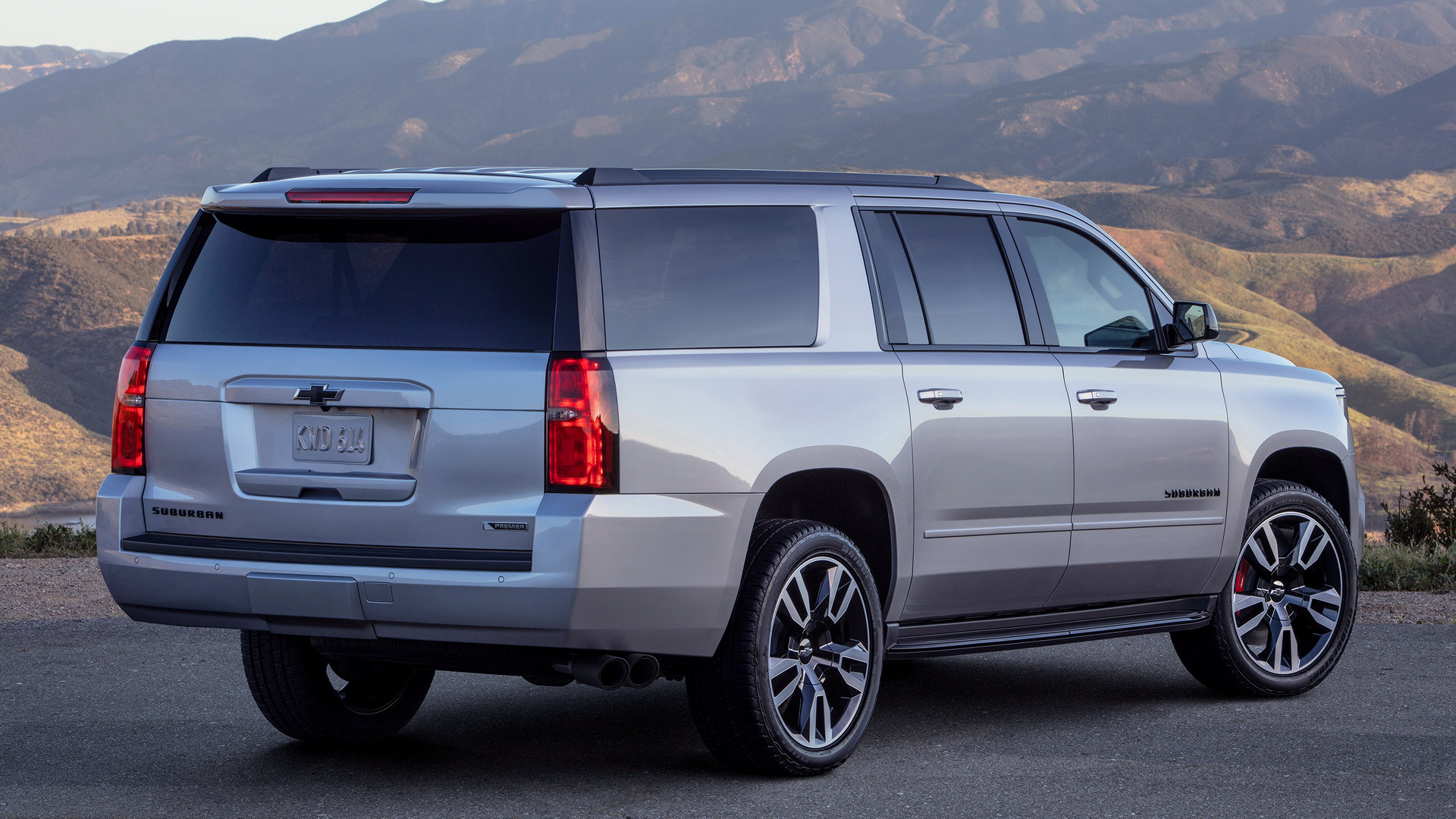 2018 Chevrolet Suburban Rst Performance Package