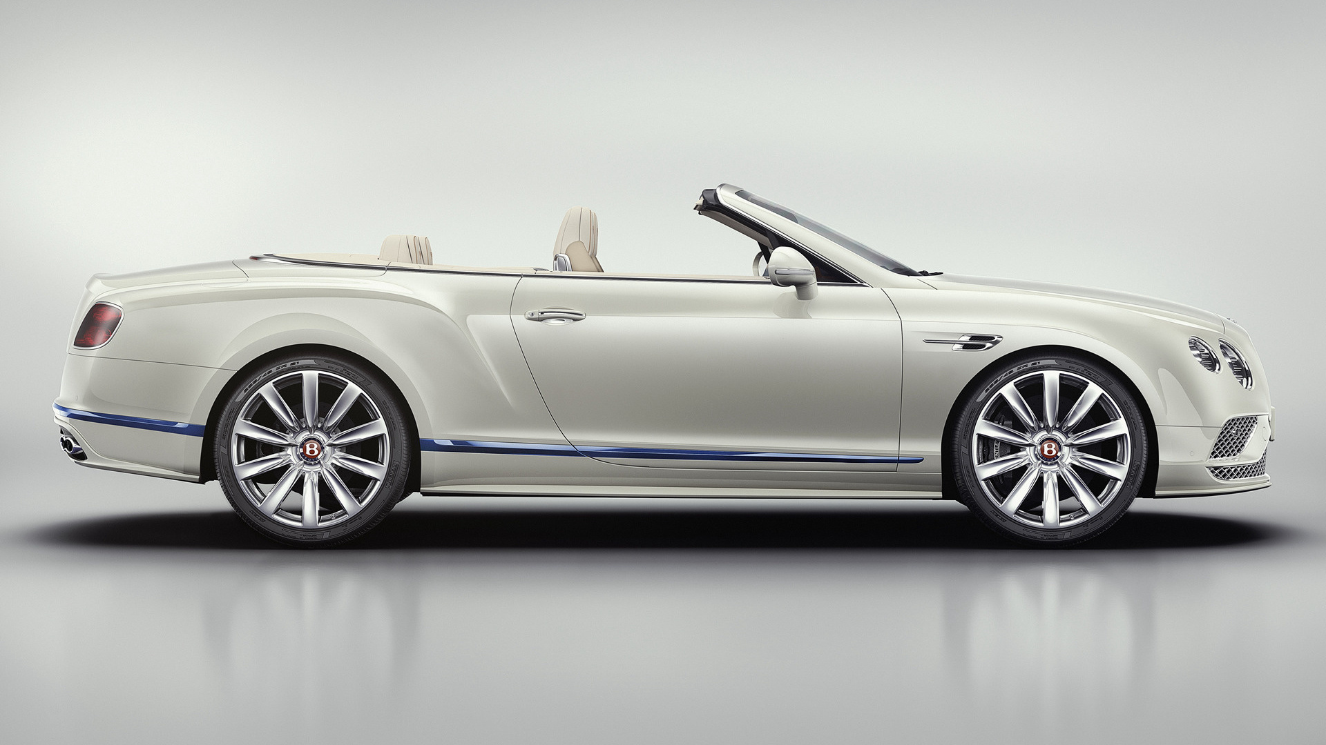 2017 Bentley Continental Gt V8 Convertible Galene Edition