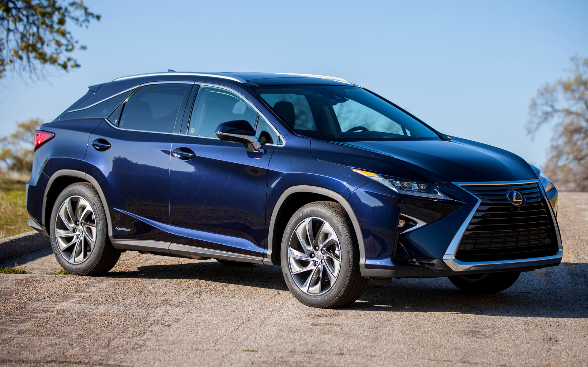 2016 Lexus RX Hybrid (US) - Wallpapers and HD Images | Car ...