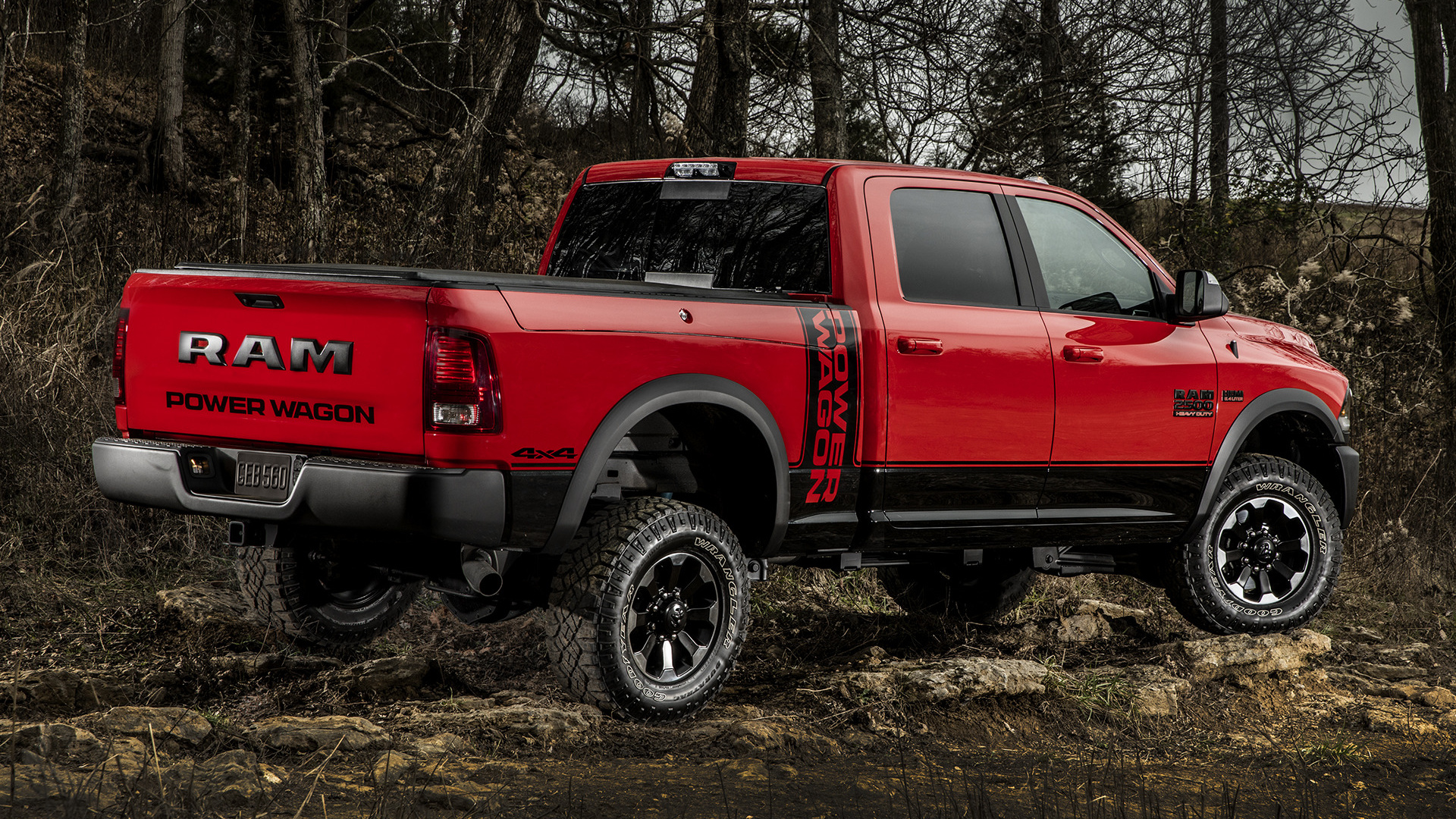 Ram 2500 Power Wagon Crew Cab (2017) Wallpapers and HD Images