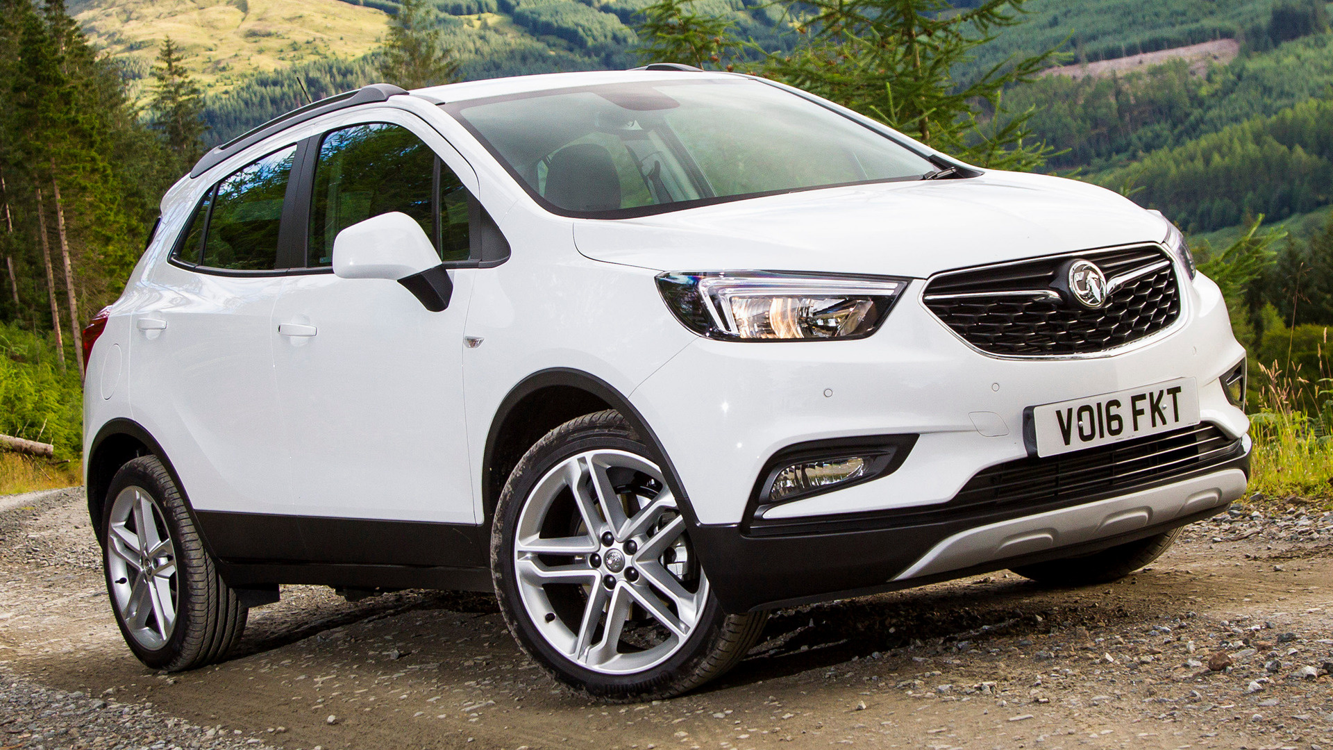 Vauxhall Mokka X (2016) Wallpapers and HD Images - Car Pixel