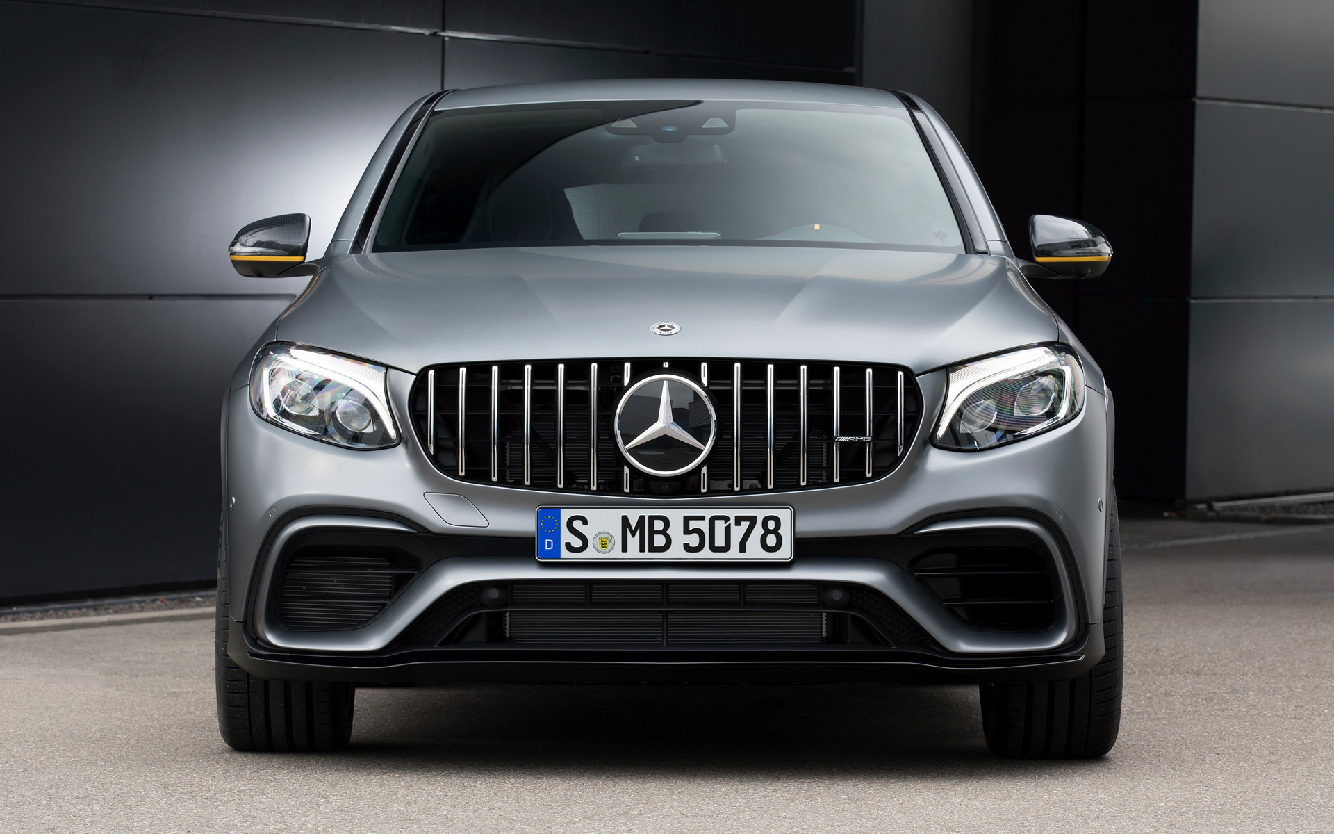 Mercedes-AMG GLC 63 S Coupe Edition 1 (2017) Wallpapers and HD Images - Car Pixel