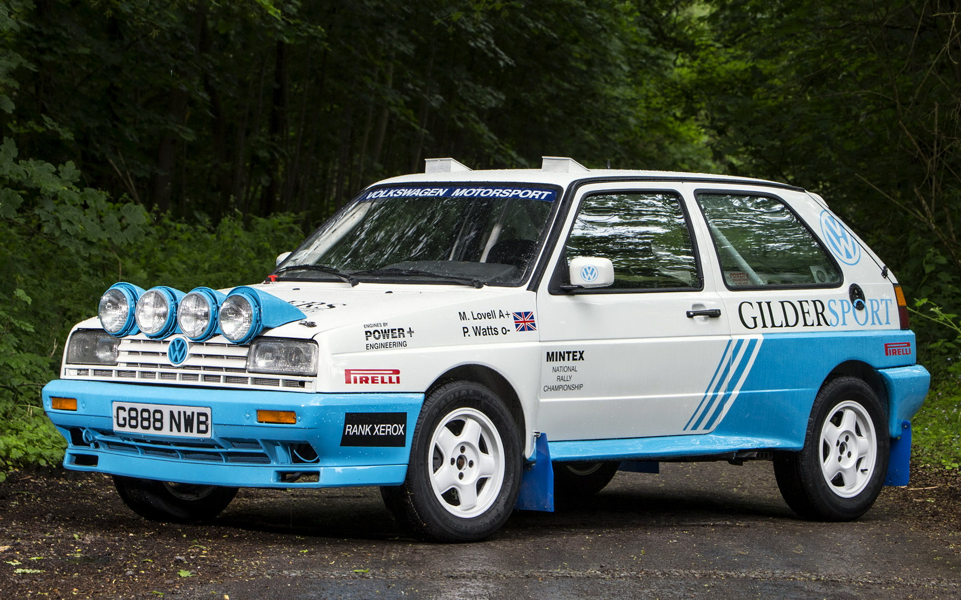 Volkswagen E Golf >> 1990 Volkswagen Rallye Golf Rally Car - Wallpapers and HD ...
