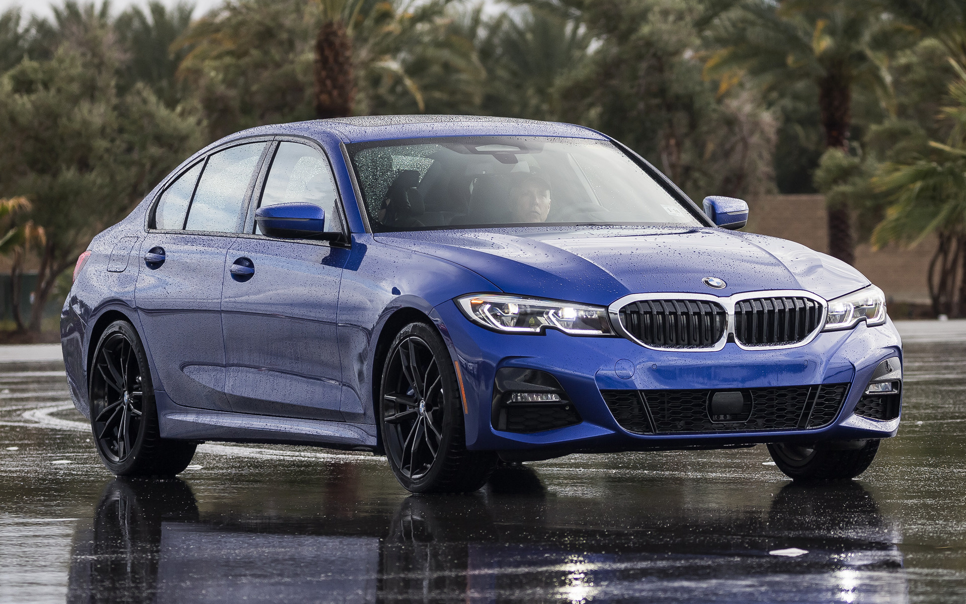 2019 Bmw 3 Series M Sport Us Wallpapers And Hd Images Car Pixel