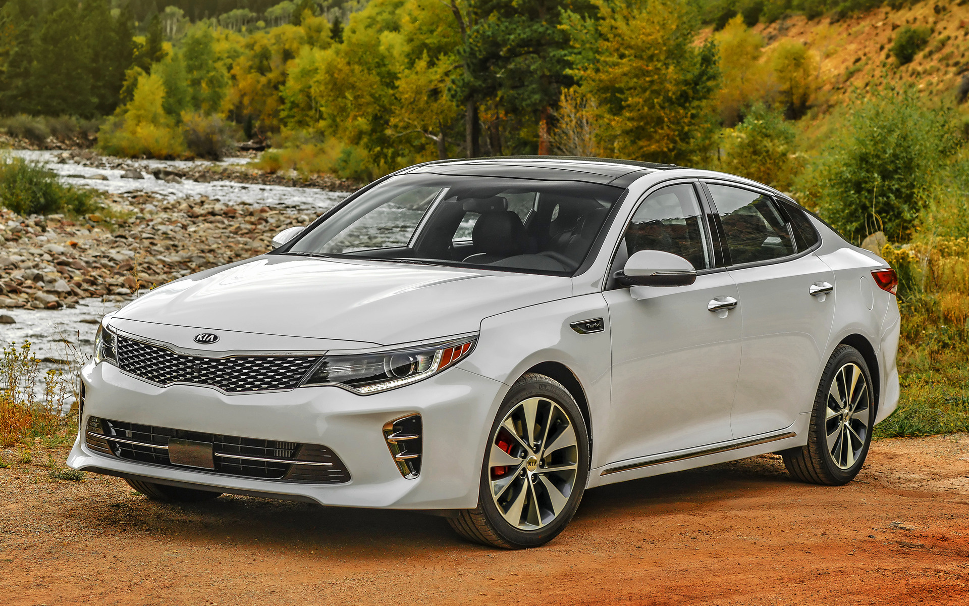 detailed test kia watch sxl optima road in review and uhd