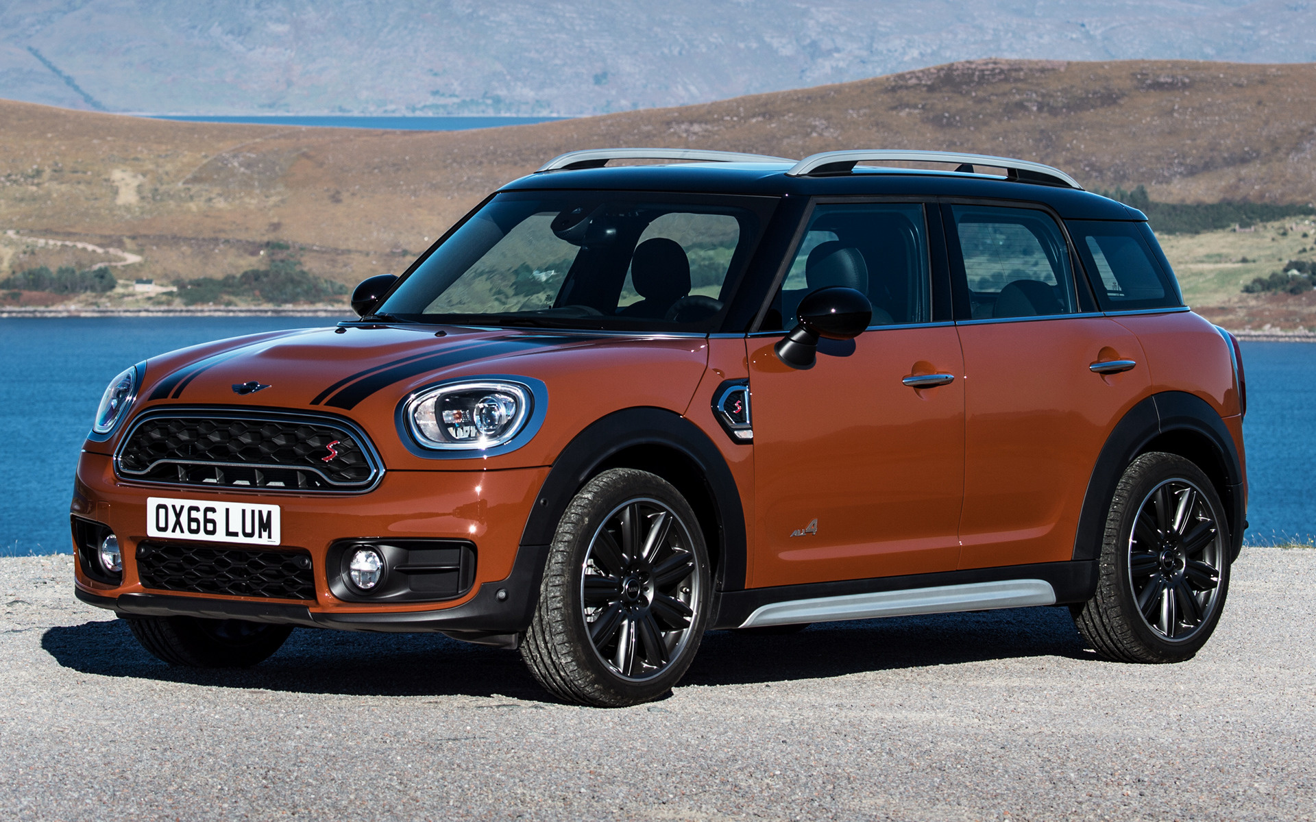 2017 mini cooper s countryman wallpapers and hd images. Black Bedroom Furniture Sets. Home Design Ideas
