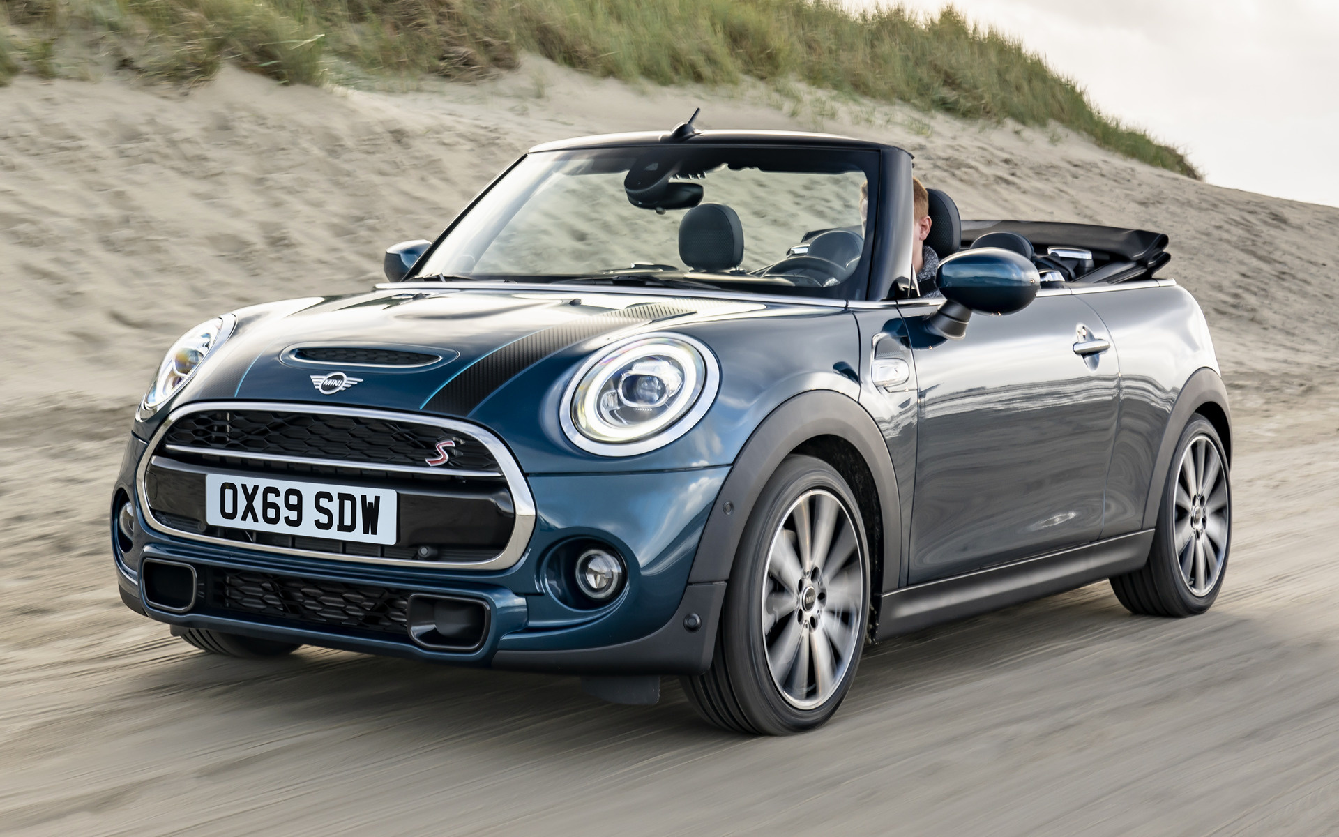 2020 Mini Cooper Convertible S Picture