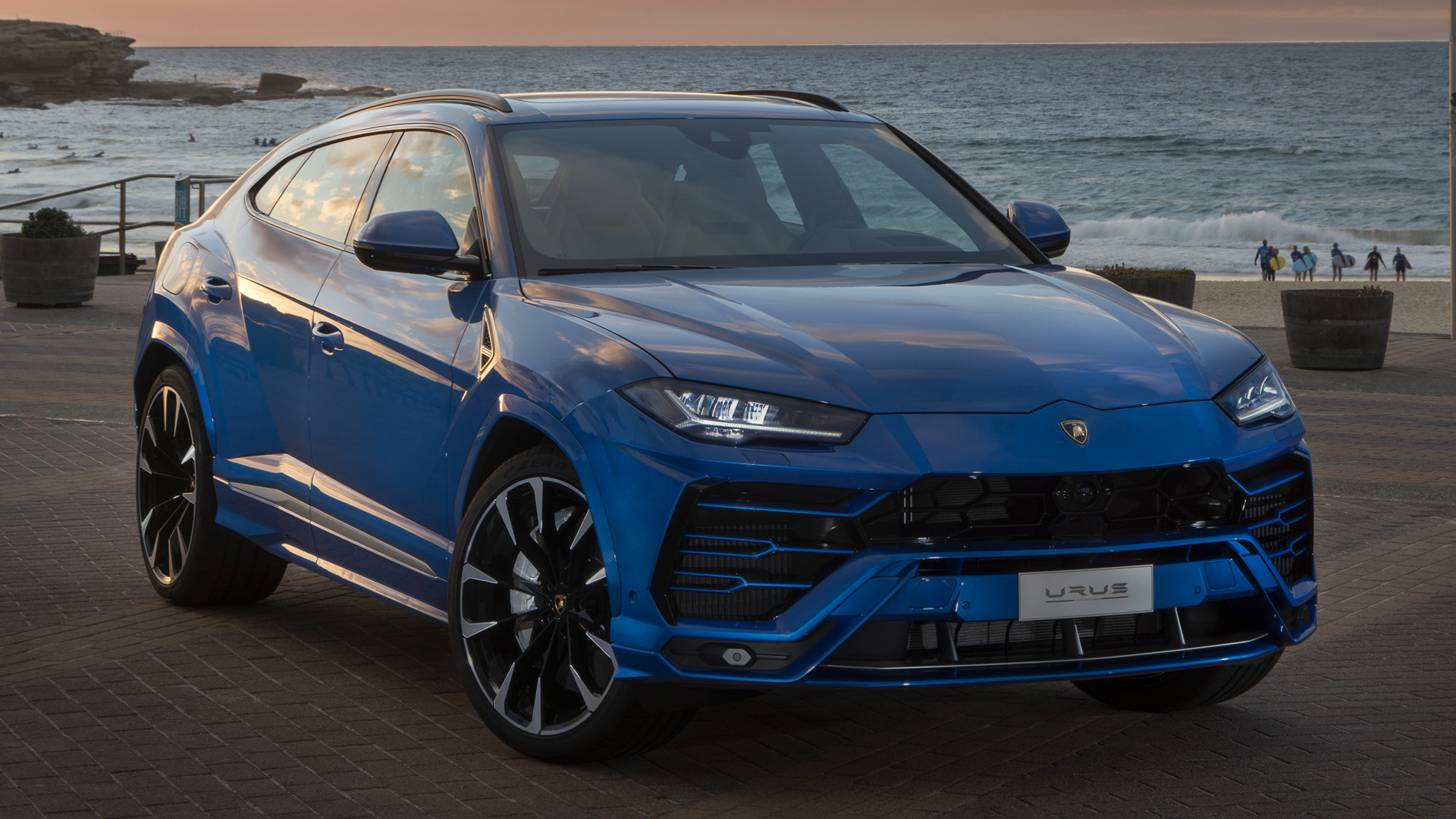 Lamborghini Urus 2018 Wallpapers And Hd Images Car Pixel
