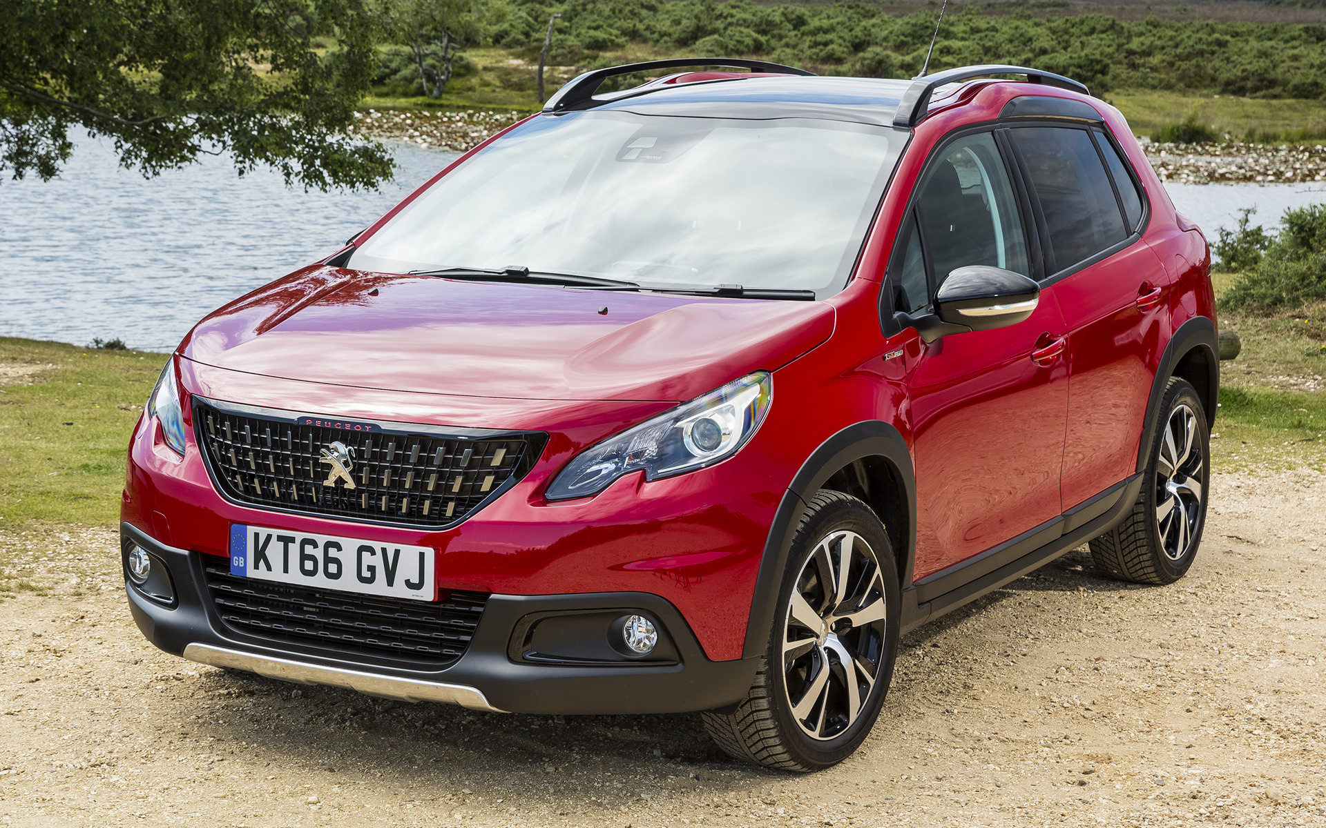 2016 Peugeot 2008 GT Line (UK) - Wallpapers and HD Images ...