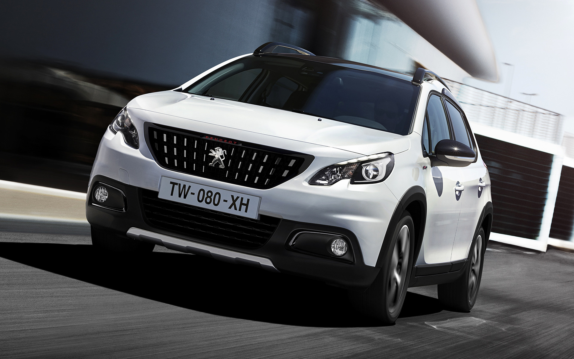 All Car Brands >> 2016 Peugeot 2008 GT Line - Wallpapers and HD Images | Car ...