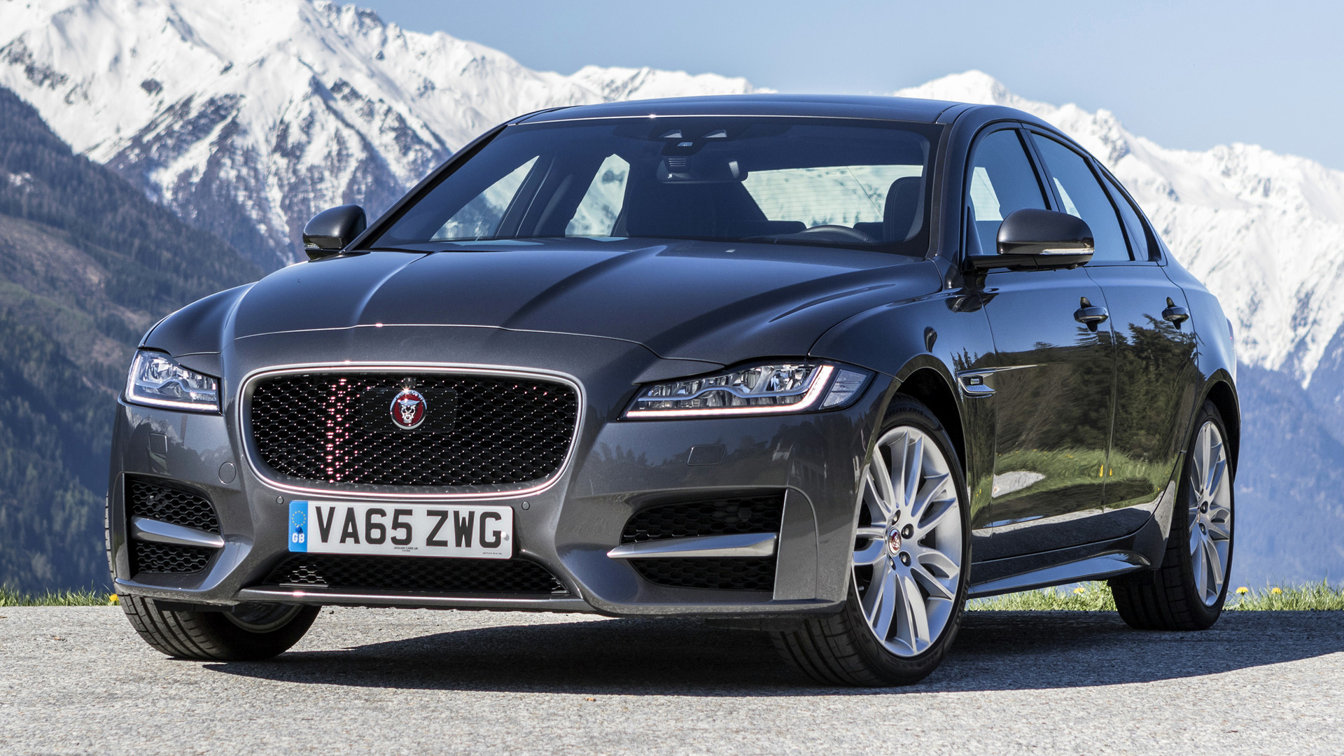 2015 Jaguar XF R-Sport - Wallpapers And HD Images