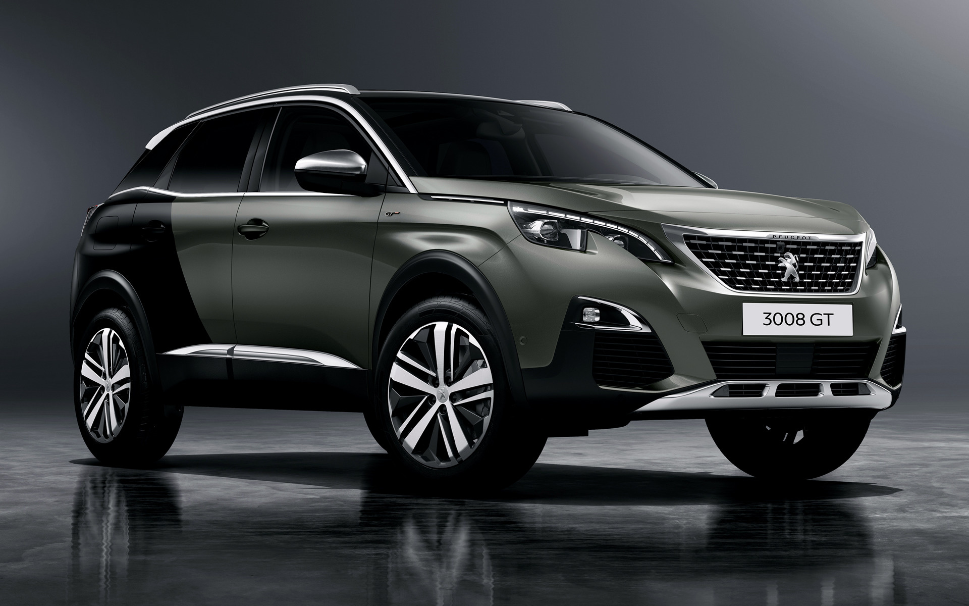 peugeot 3008 gt 2016 wallpapers and hd images car pixel. Black Bedroom Furniture Sets. Home Design Ideas