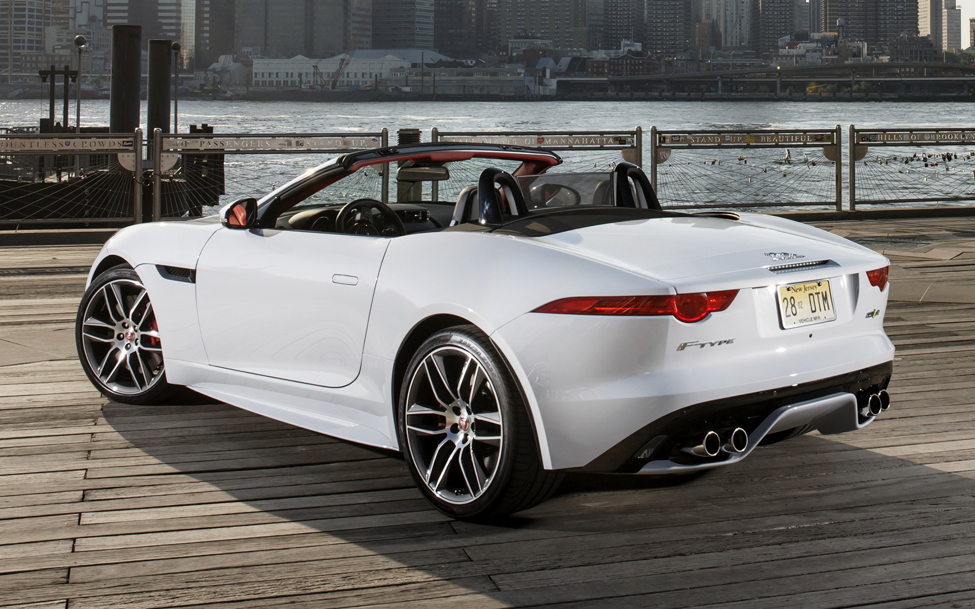 Jaguar F Type R 2016 Us Wallpapers And Hd Images Car Pixel