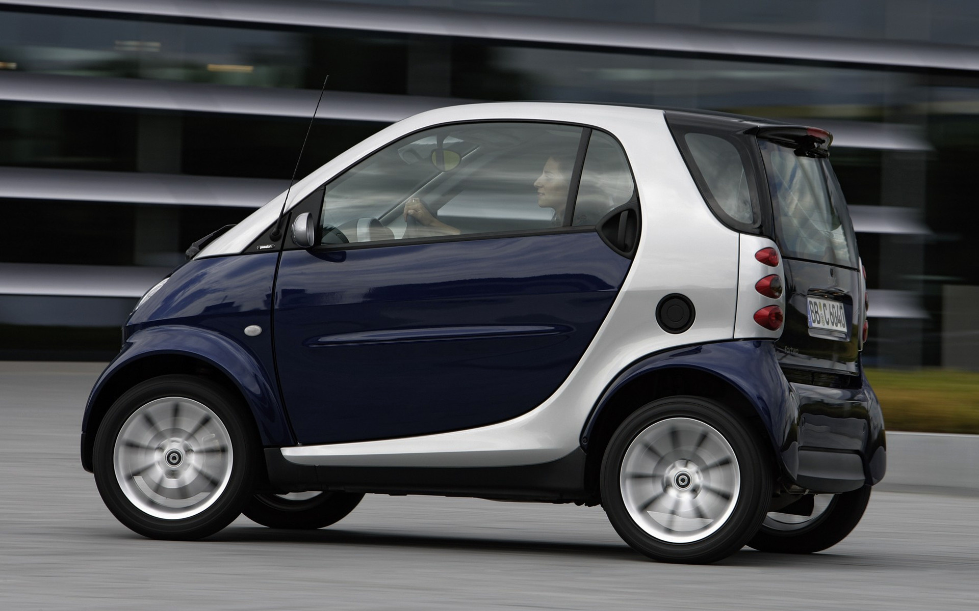 Honda Of Lincoln >> 2004 Smart Fortwo passion - Wallpapers and HD Images | Car ...