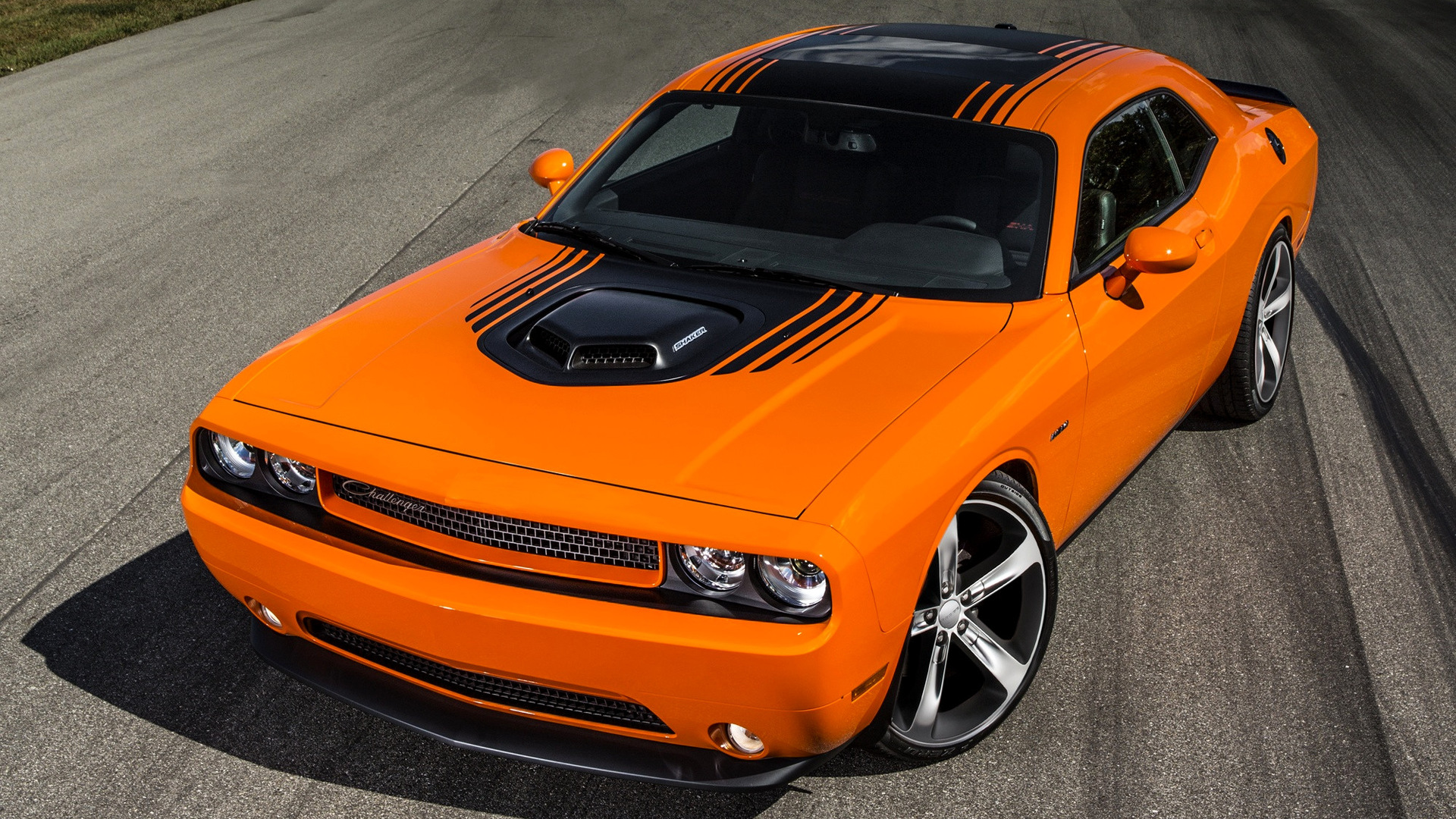 2014 Dodge Challenger R T Shaker Wallpapers And Hd