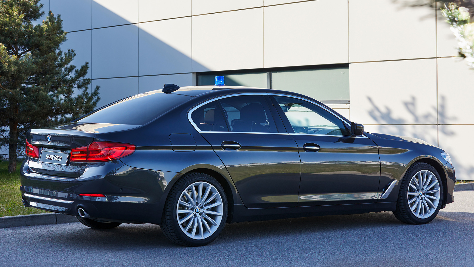 2017 BMW 5 Series Security - Wallpapers and HD Images ...